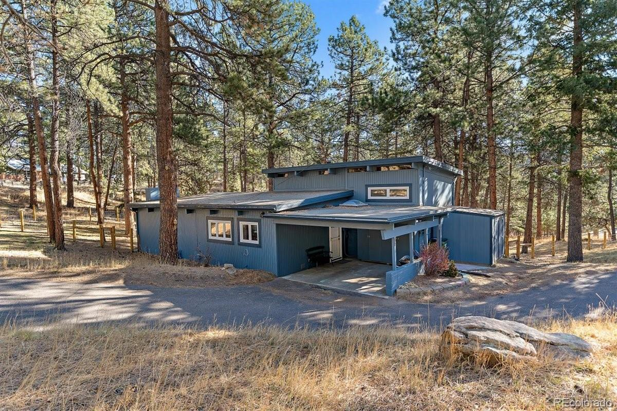 4180 Aspen Lane, Evergreen, CO 80439 - #: 4954443