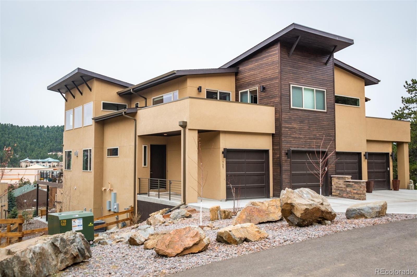 727 Dreamcatcher Lane, Evergreen, CO 80439 - #: 4359444