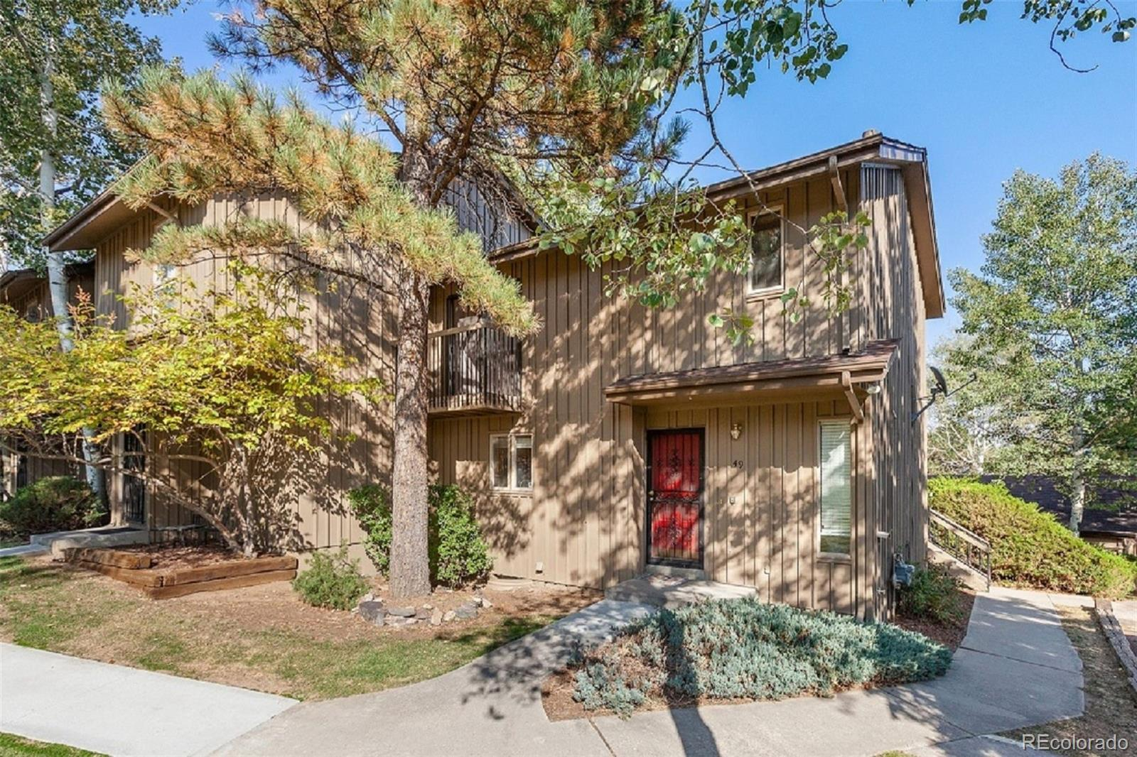 2356 Hiwan Drive #49, Evergreen, CO 80439 - #: 2391445