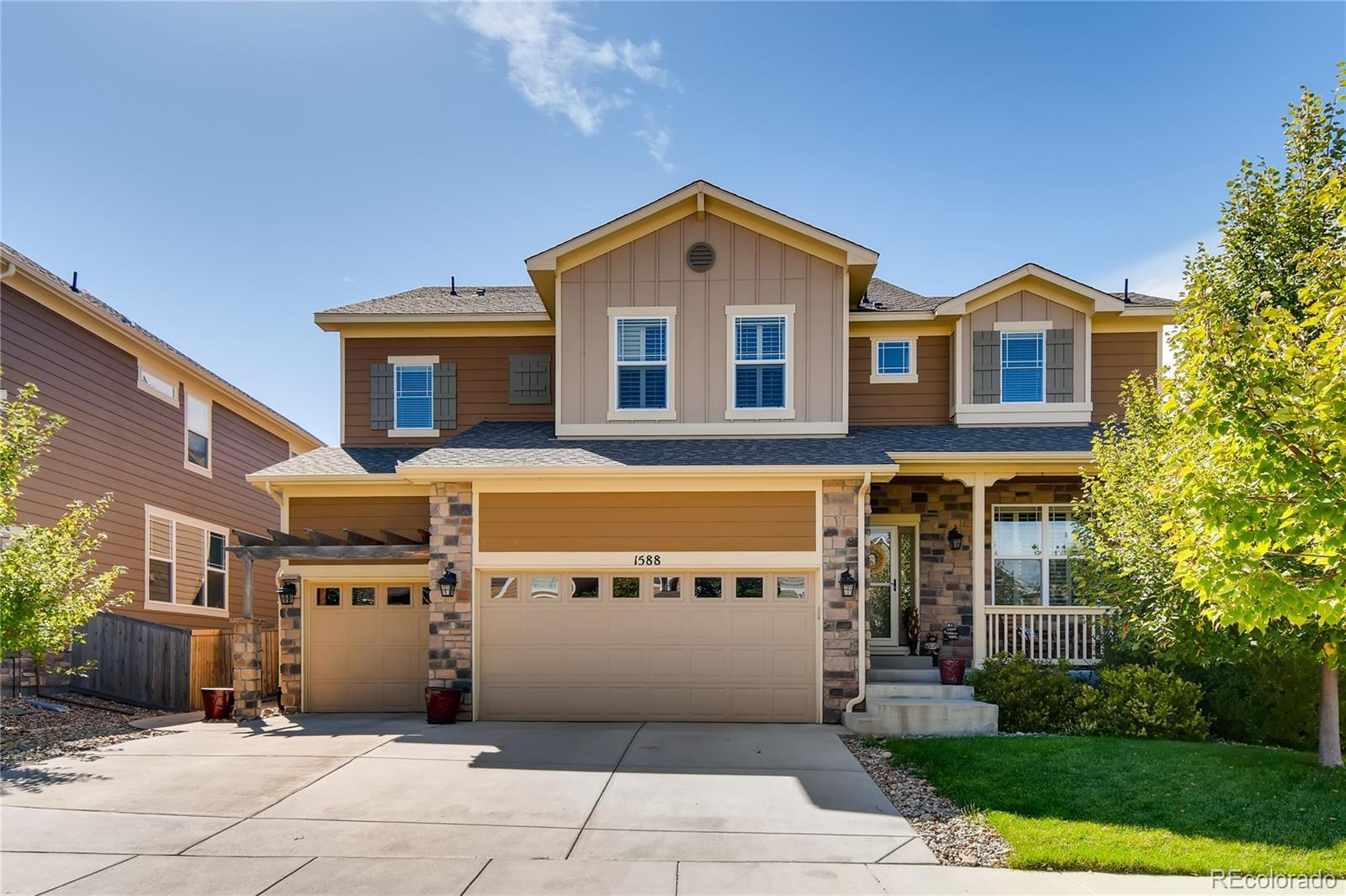 1588 Hickory Drive, Erie, CO 80516 - #: 8648446