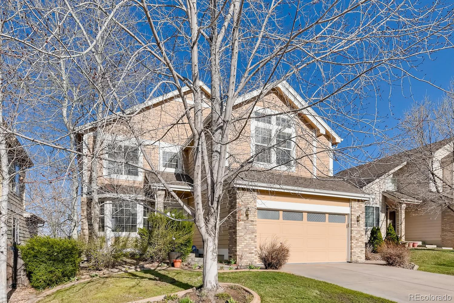 8398 Bed Straw Street, Parker, CO 80134 - #: 2710447