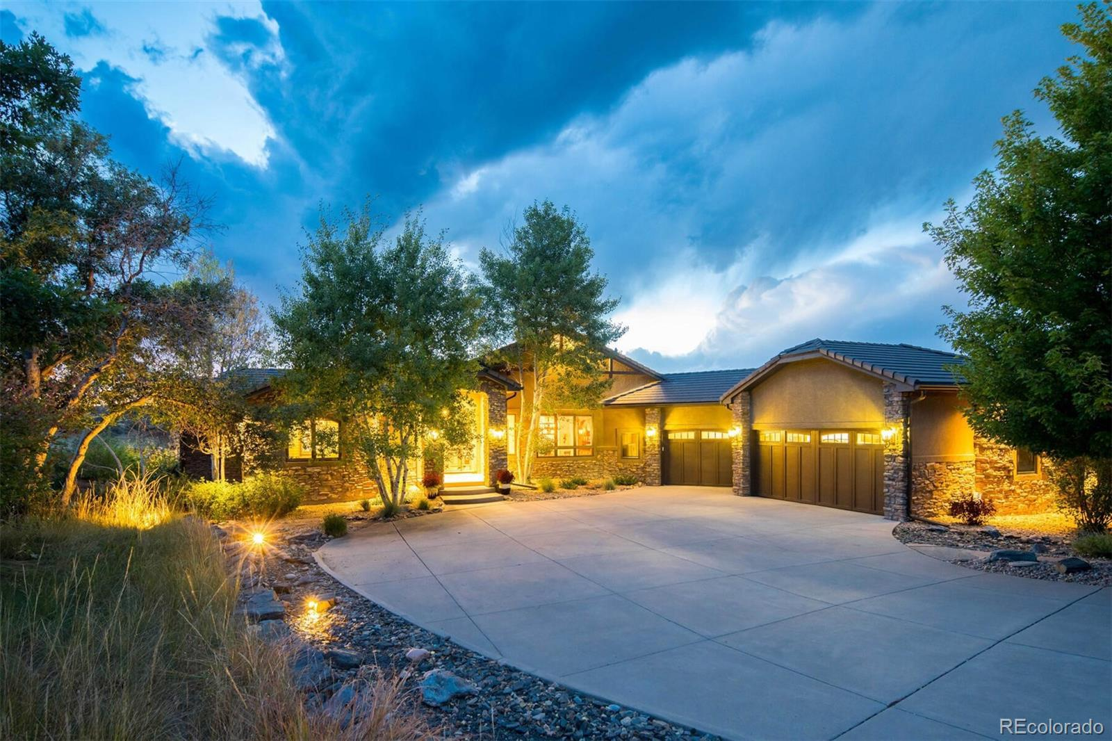 5041 Carefree Trail, Parker, CO 80134 - #: 5381448