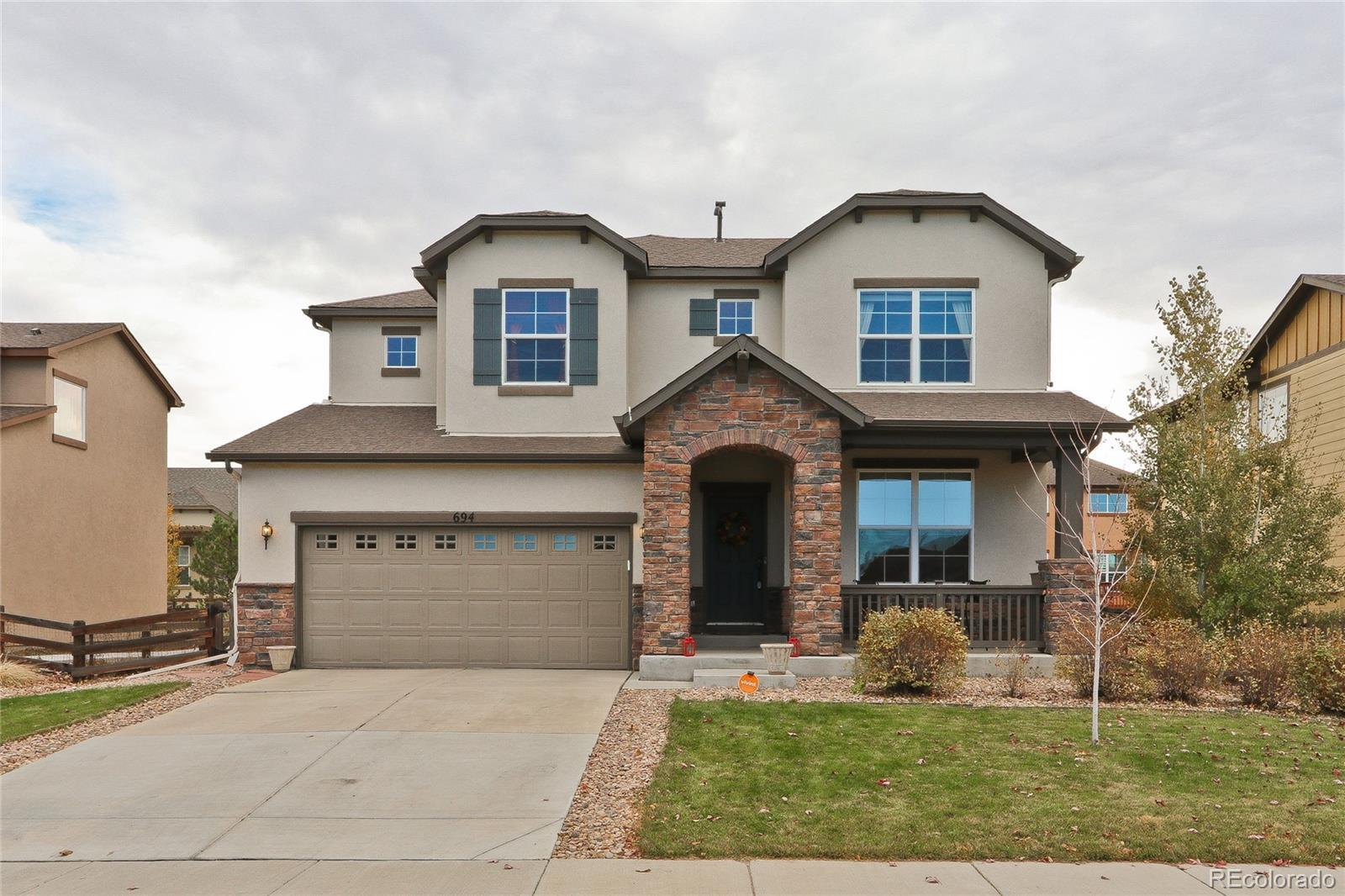 694 Fossil Bed Circle, Erie, CO 80516 - #: 2923449