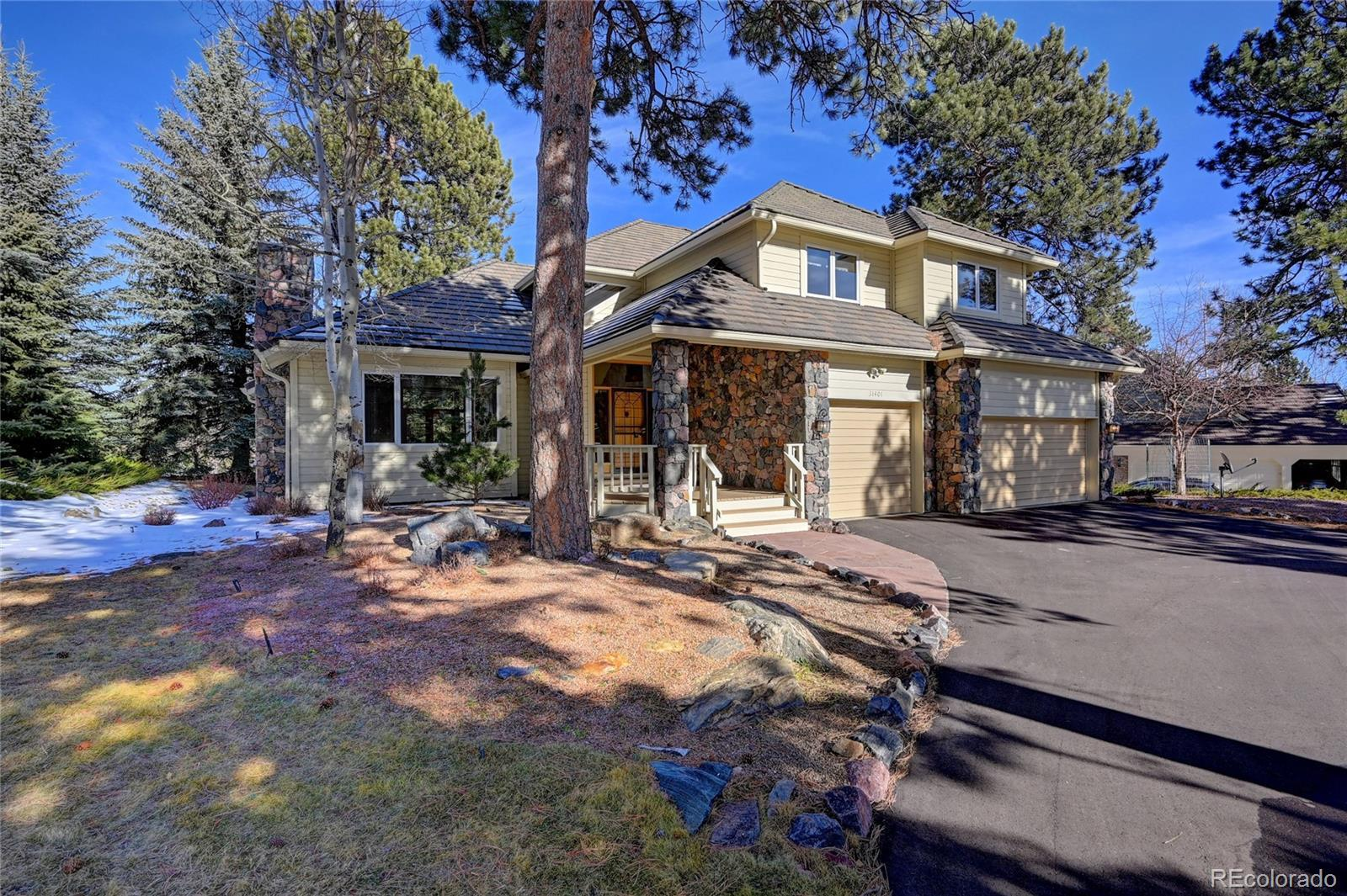 31401 Island Drive, Evergreen, CO 80439 - #: 5768449
