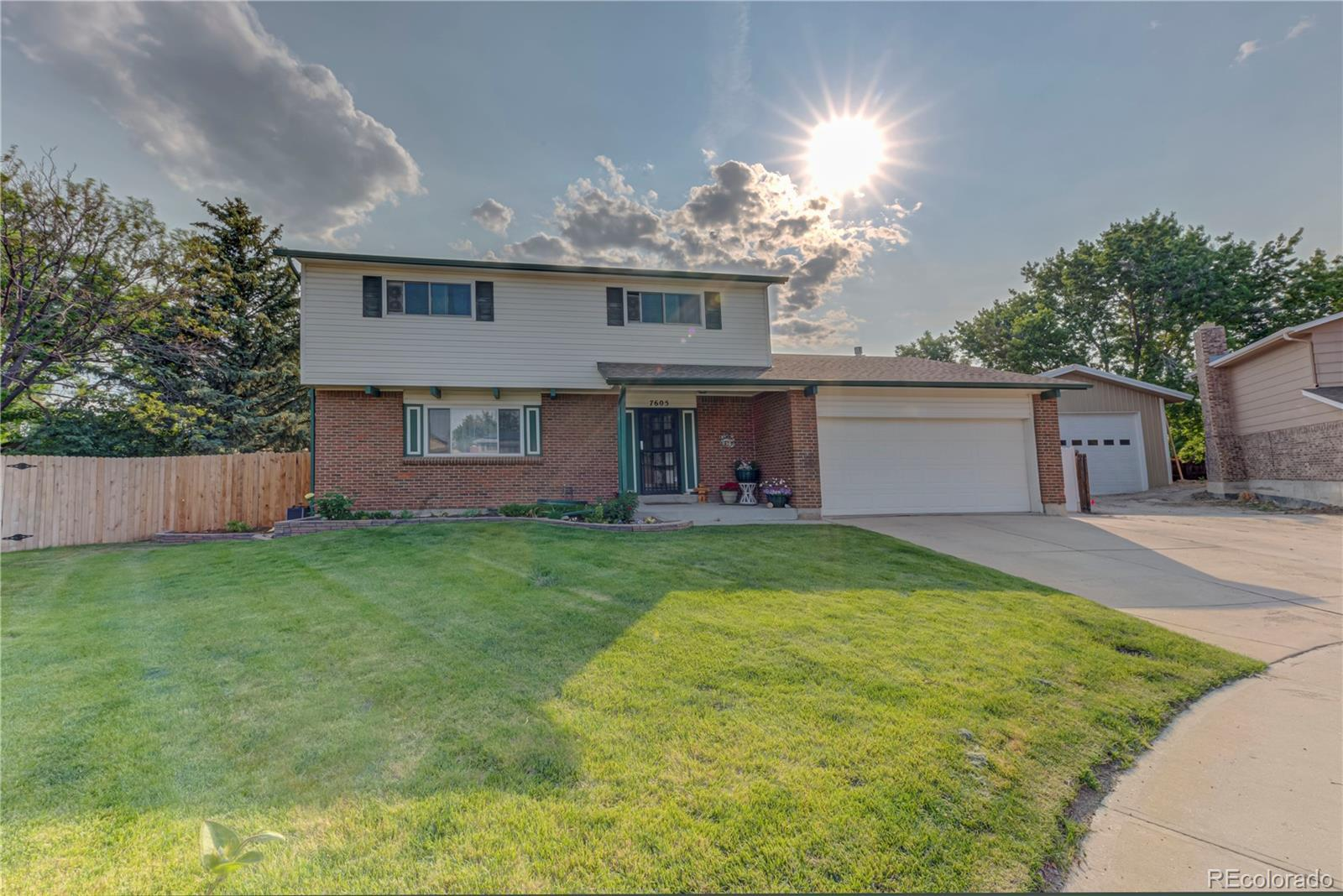 7605 Coors Street, Arvada, CO 80005 - #: 3399451