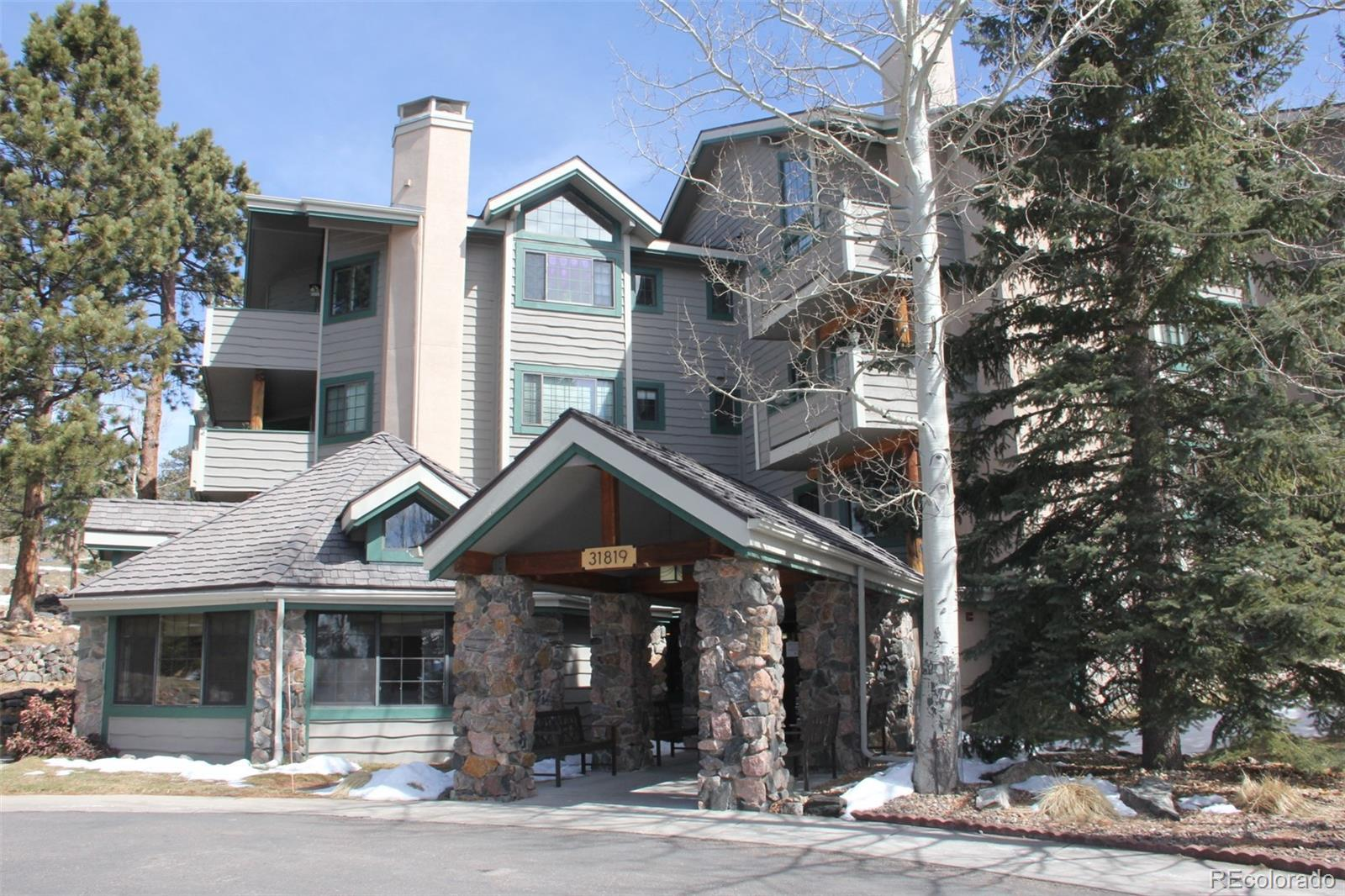 31819 Rocky Village Drive #218, Evergreen, CO 80439 - #: 8212451