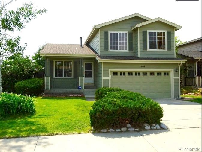 21844 Silver Meadow Circle, Parker, CO 80138 - #: 5557453