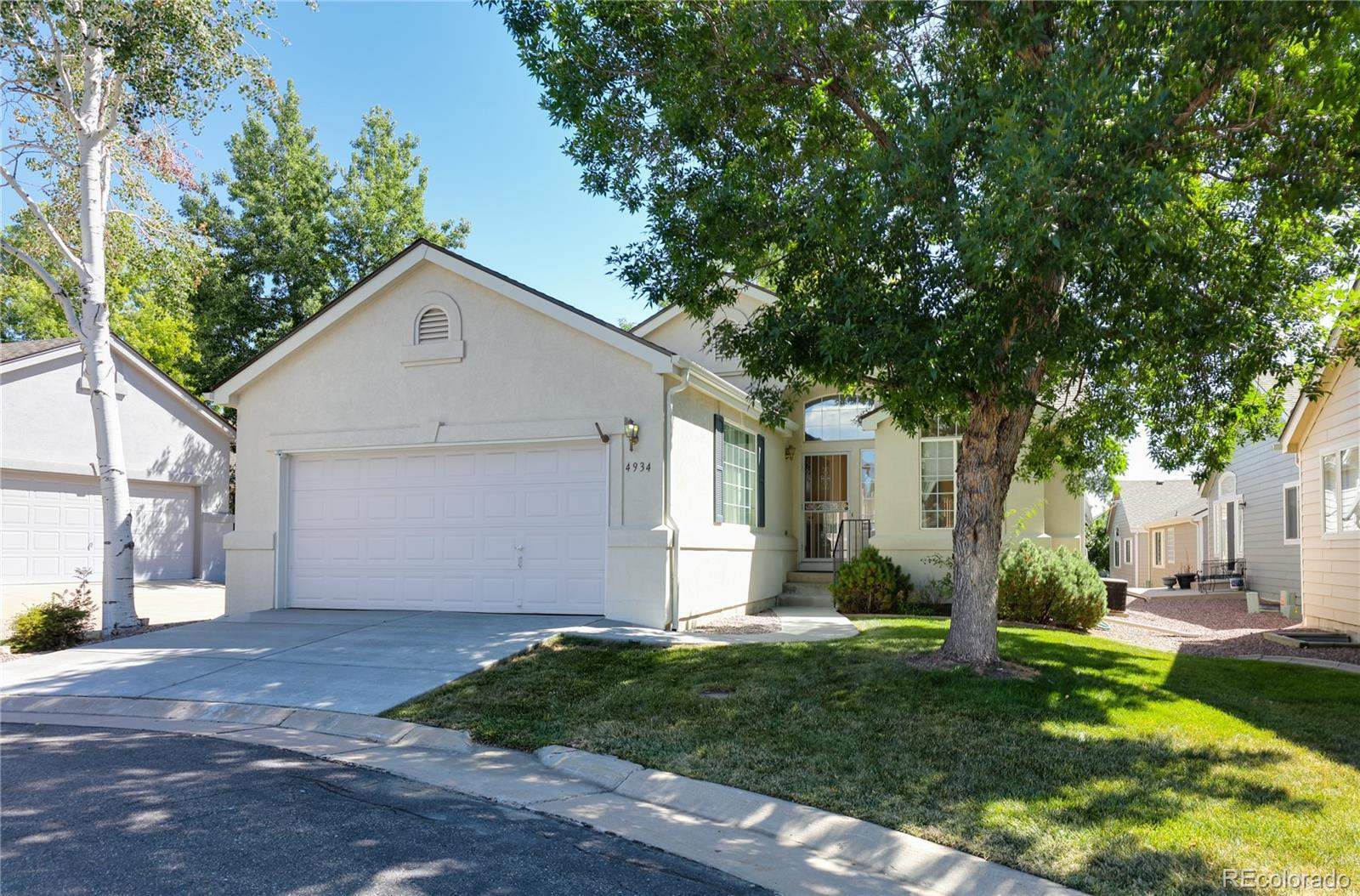 4934 S Newcombe Court, Littleton, CO 80127 - #: 2970454