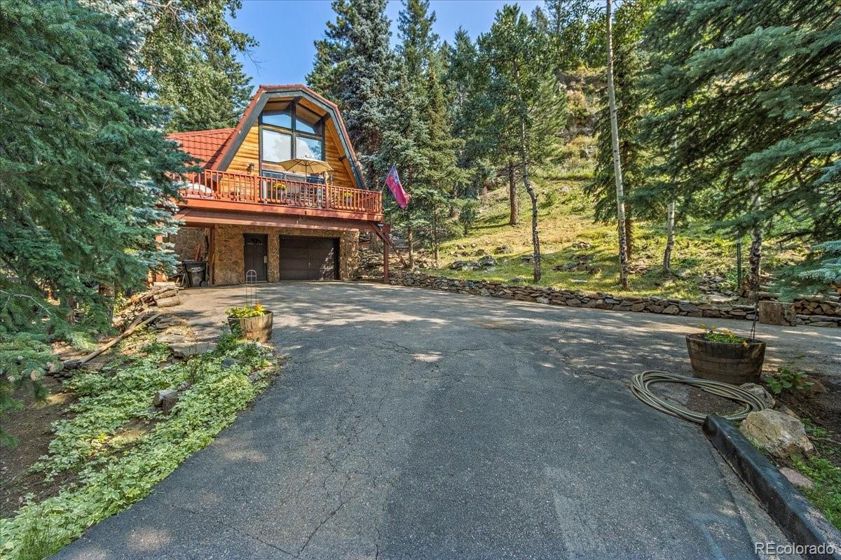 2244 Witter Gulch Road, Evergreen, CO 80439 - #: 1737456