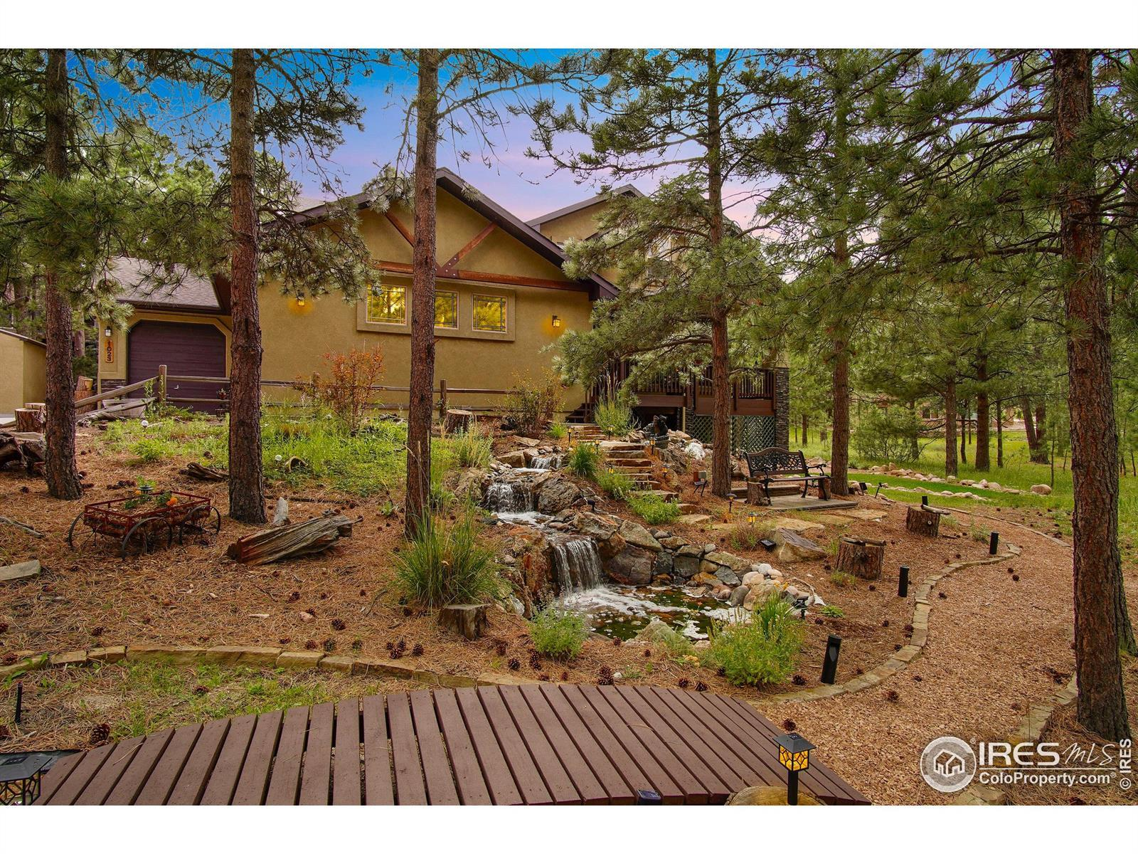 1023 Greenland Forest Drive, Monument, CO 80132 - #: IR918456