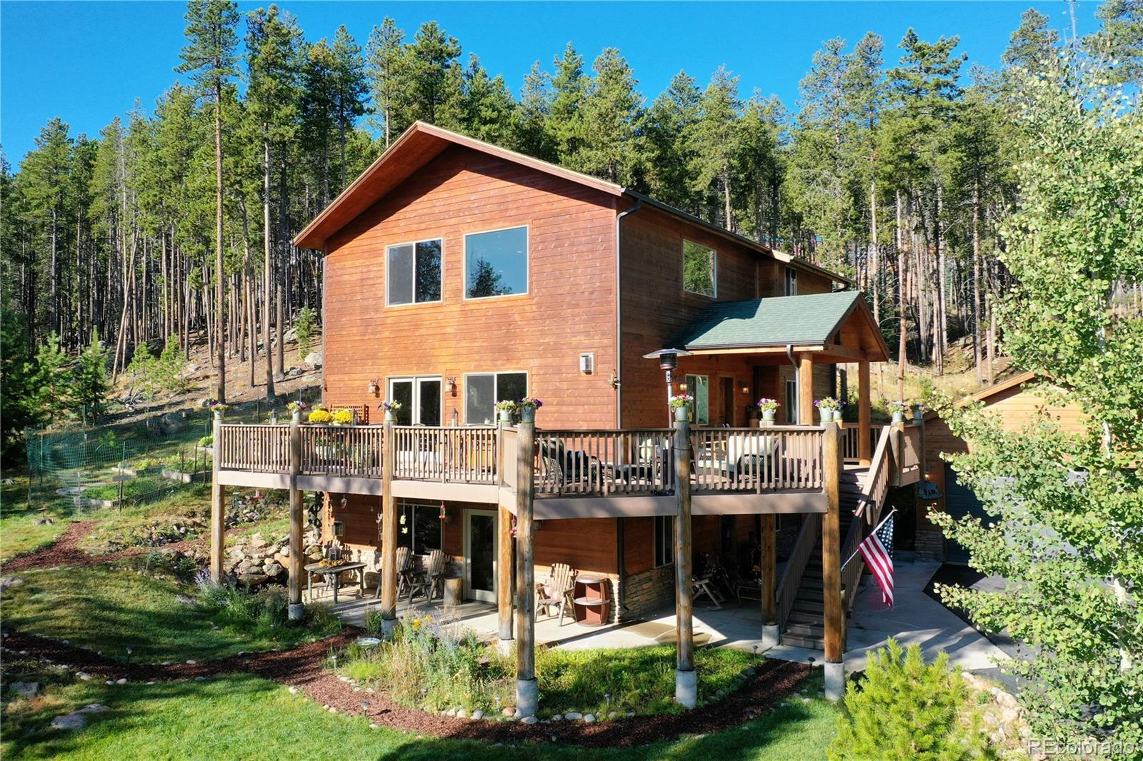 693 Aspen Way, Evergreen, CO 80439 - #: 6487457