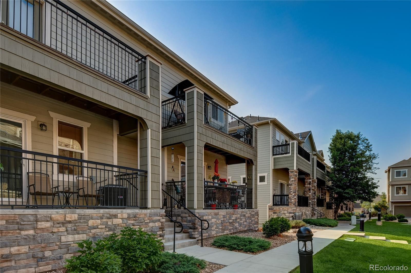 11250 Florence Street #17A, Commerce City, CO 80640 - #: 4891458