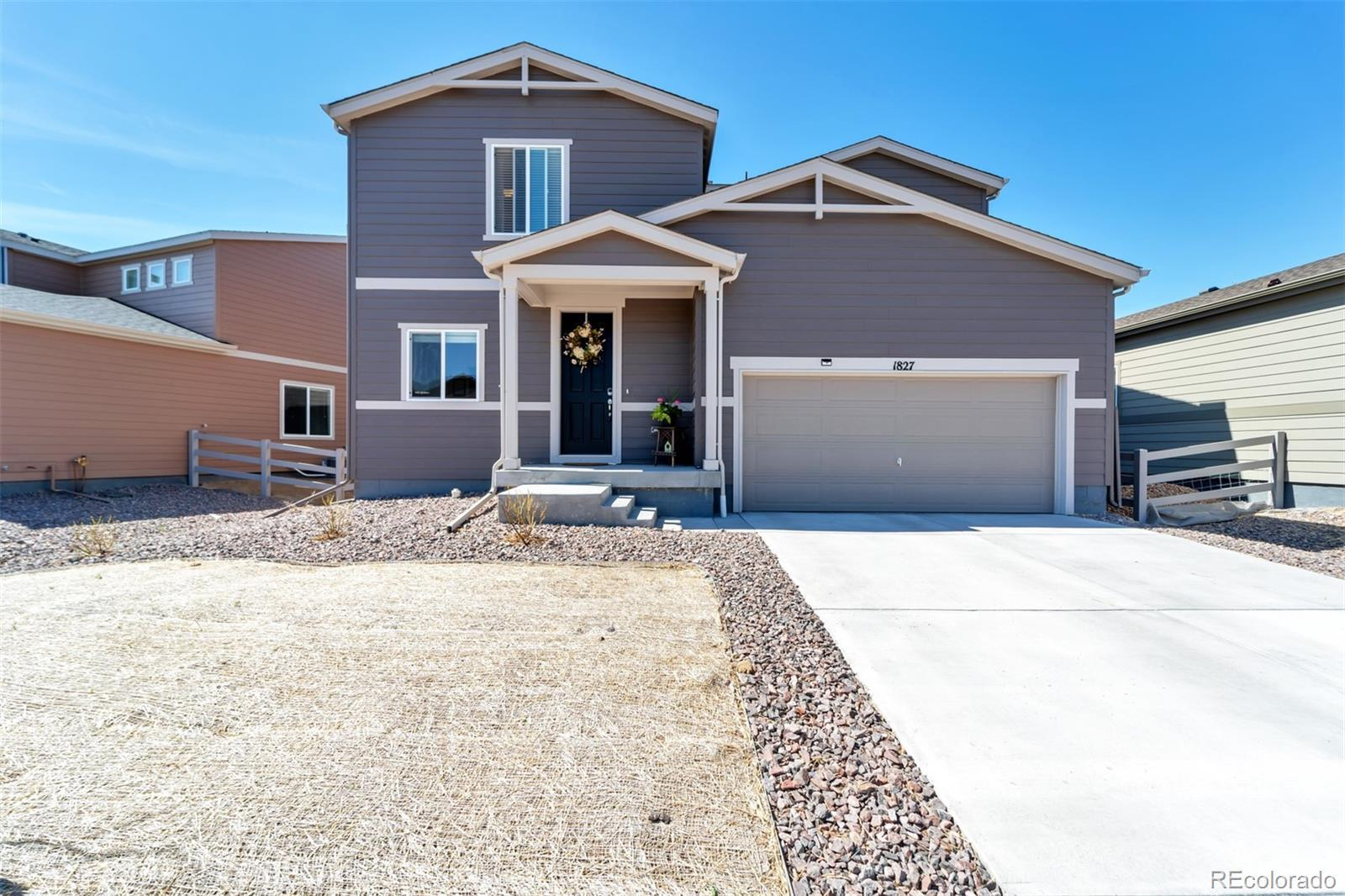 1827 Homestead Drive, Fort Lupton, CO 80621 - #: 5739463