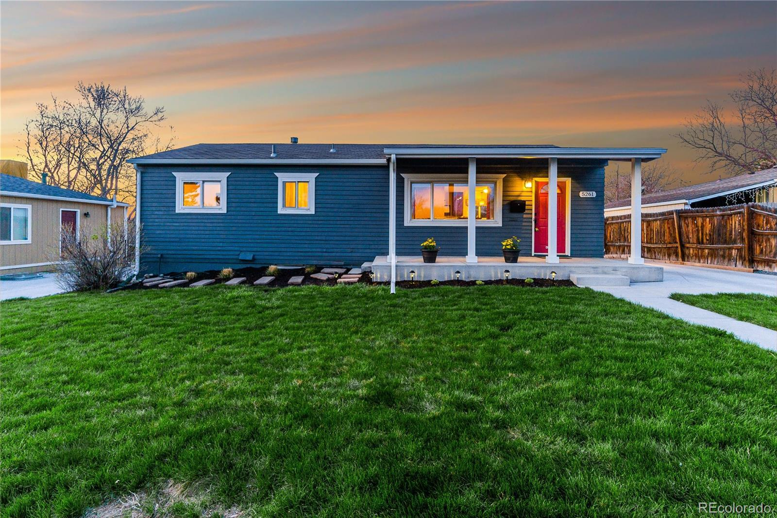 5261 E Asbury Avenue, Denver, CO 80222 - #: 8163465