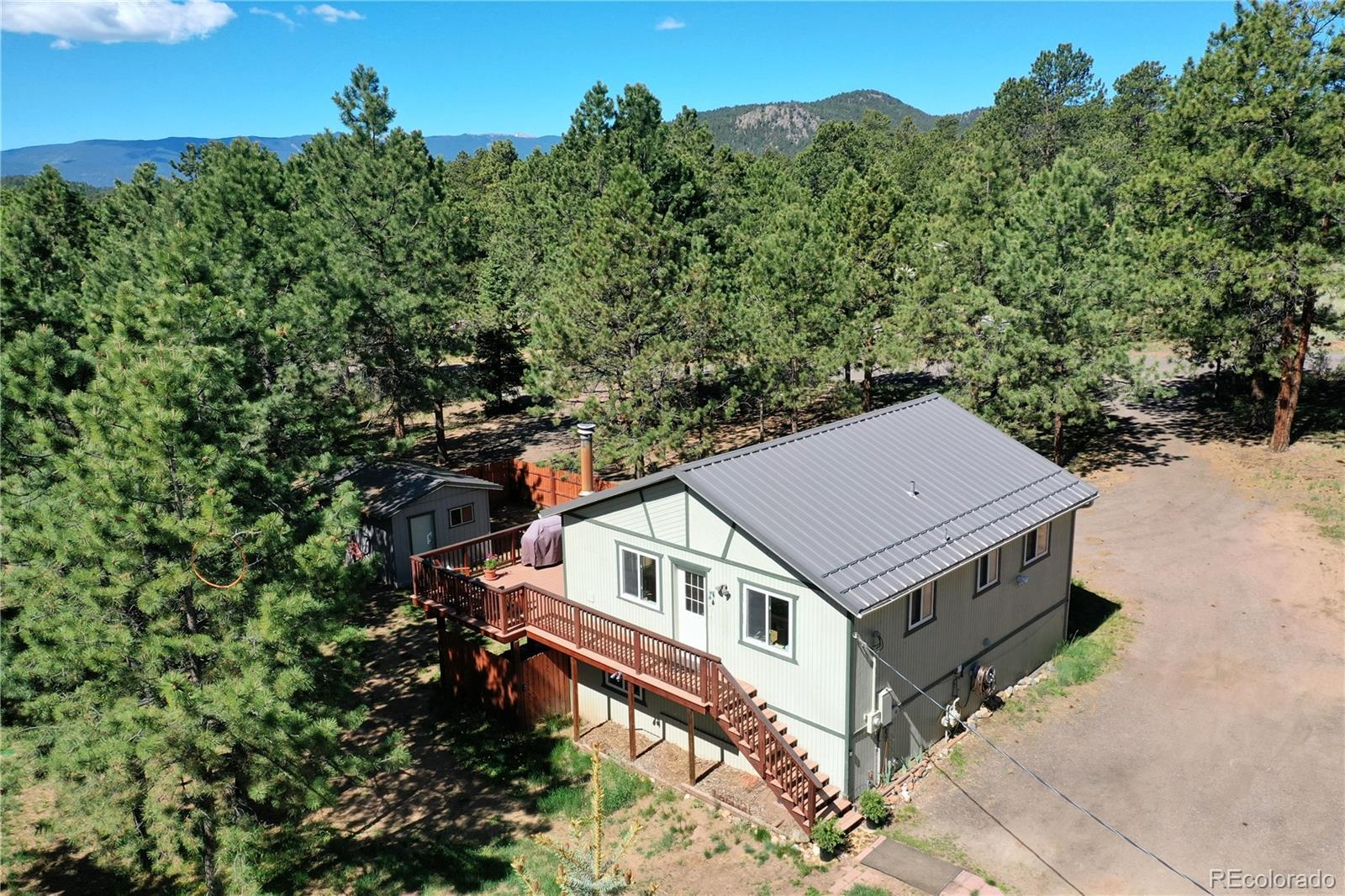 13284 S Cheyenne Court, Pine, CO 80470 - #: 2515466