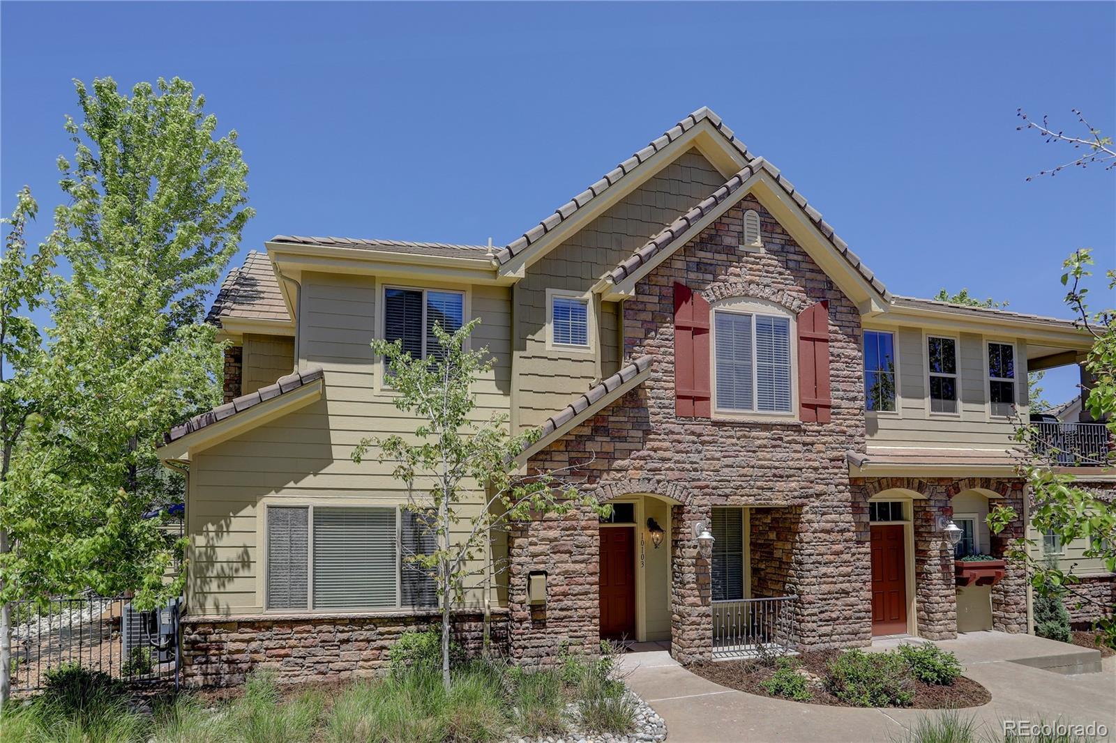 10103 Bluffmont Lane, Lone Tree, CO 80124 - #: 3426469