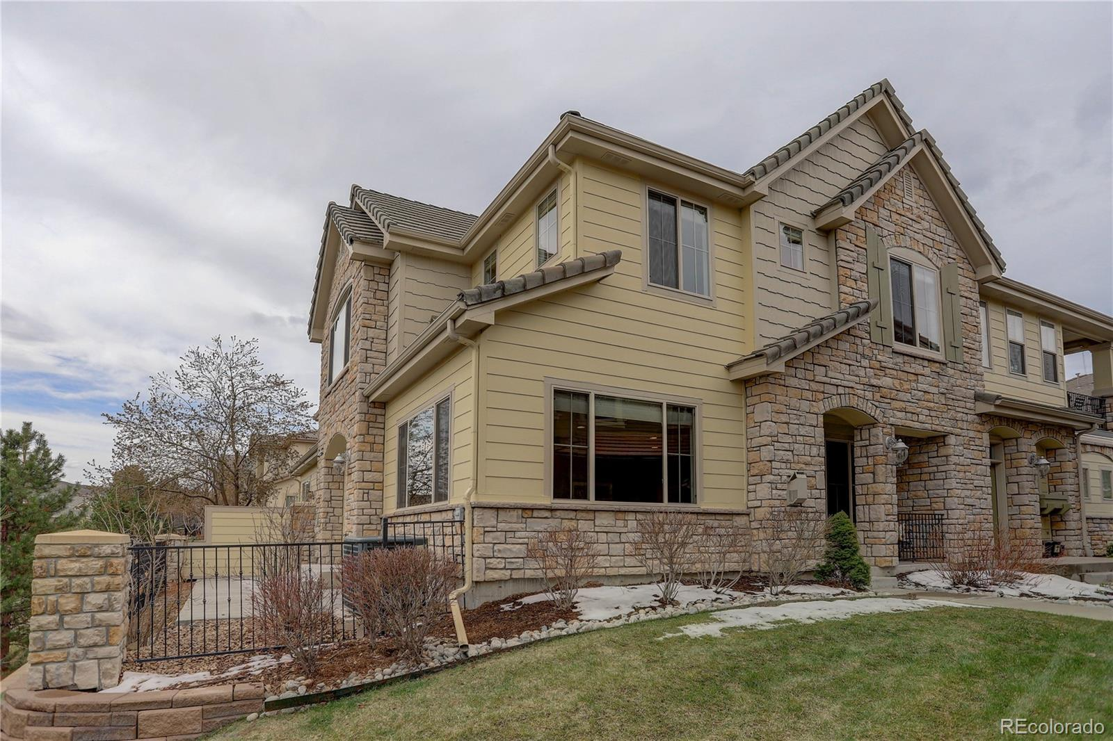10116  Bluffmont Lane, Lone Tree, CO 80124 - #: 6161471