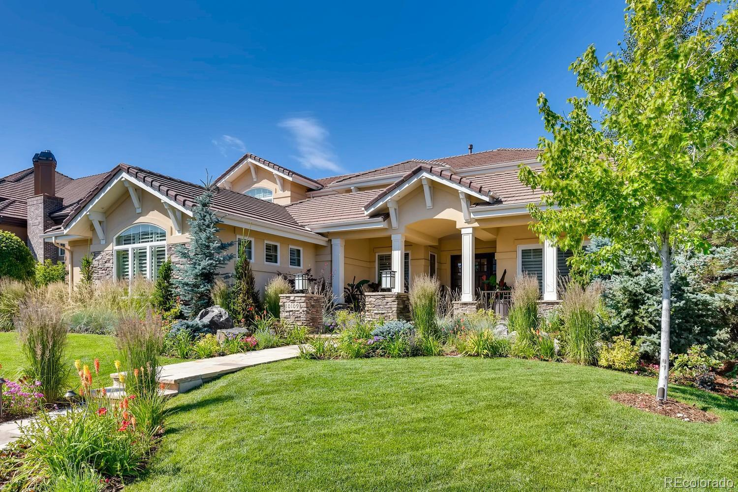 10109 S Shadow Hill Drive, Lone Tree, CO 80124 - #: 8627471