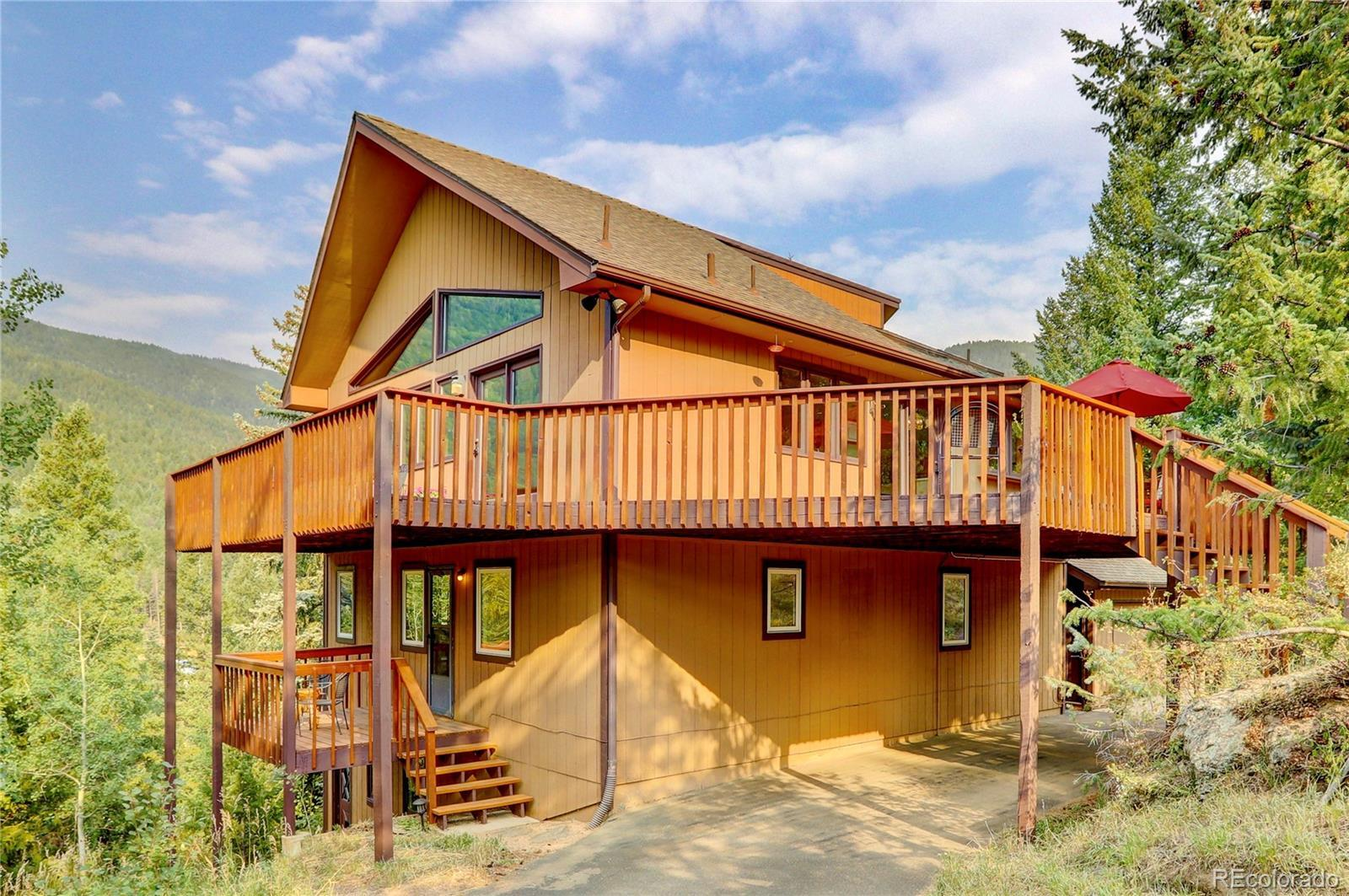 90 Meadow Lane, Evergreen, CO 80439 - #: 8421473