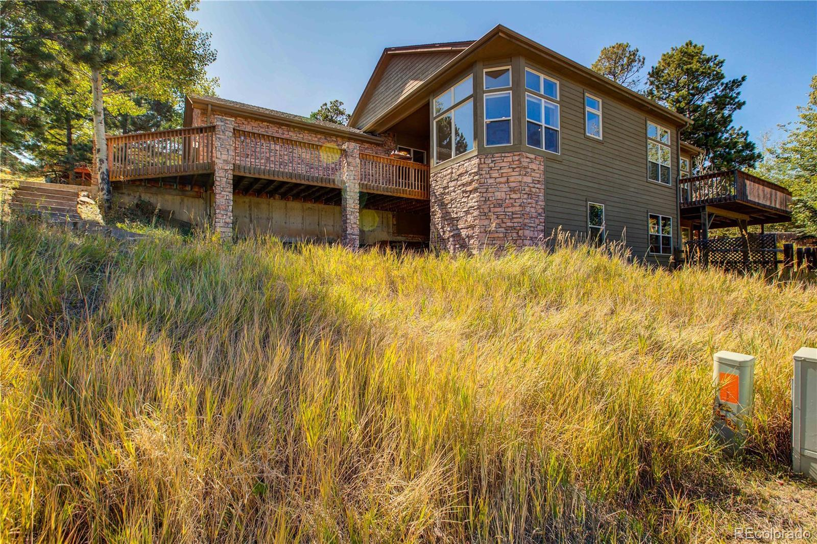 3037 Sun Creek Ridge, Evergreen, CO 80439 - #: 6254474