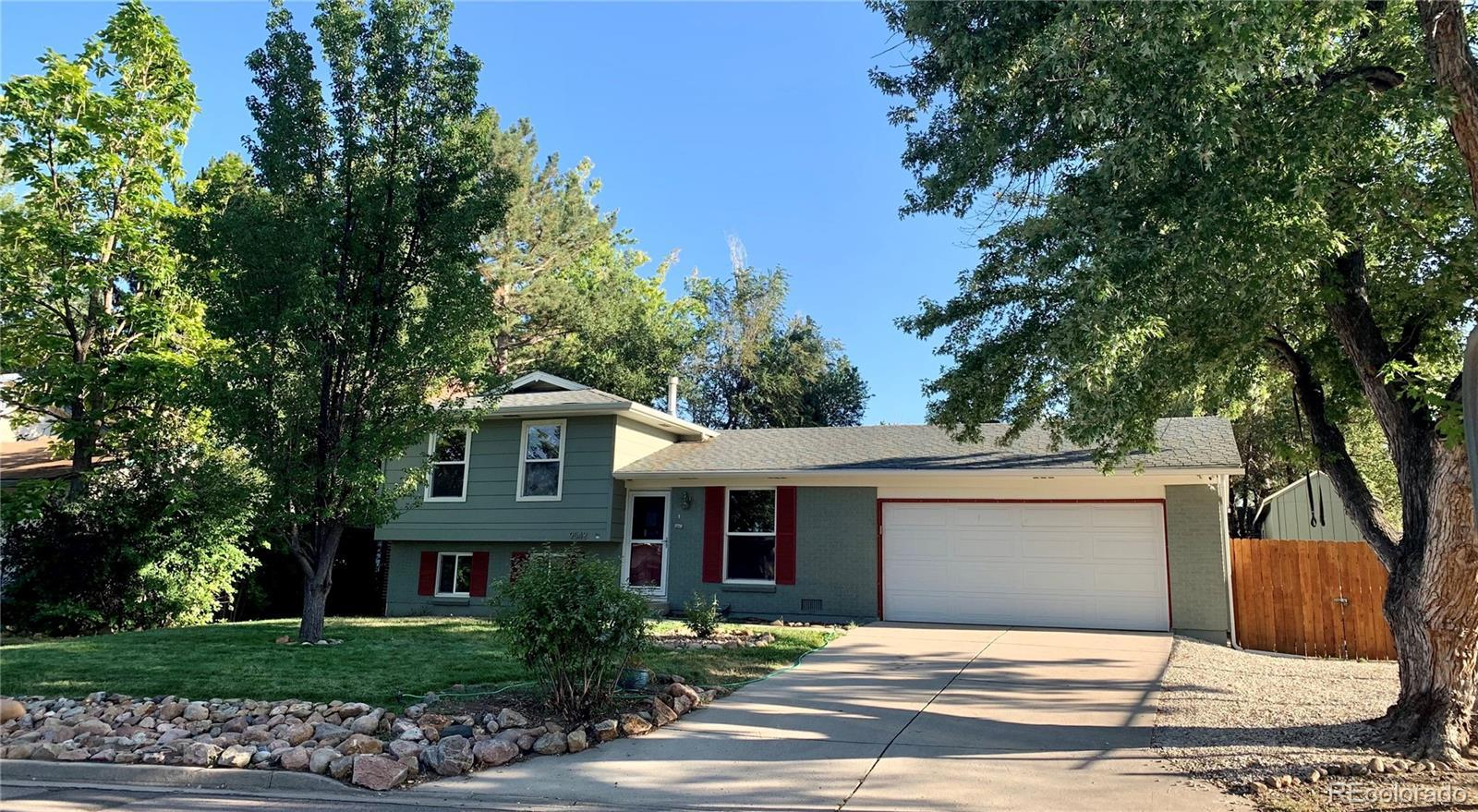 9542 W Cornell Place, Lakewood, CO 80227 - #: 8453475