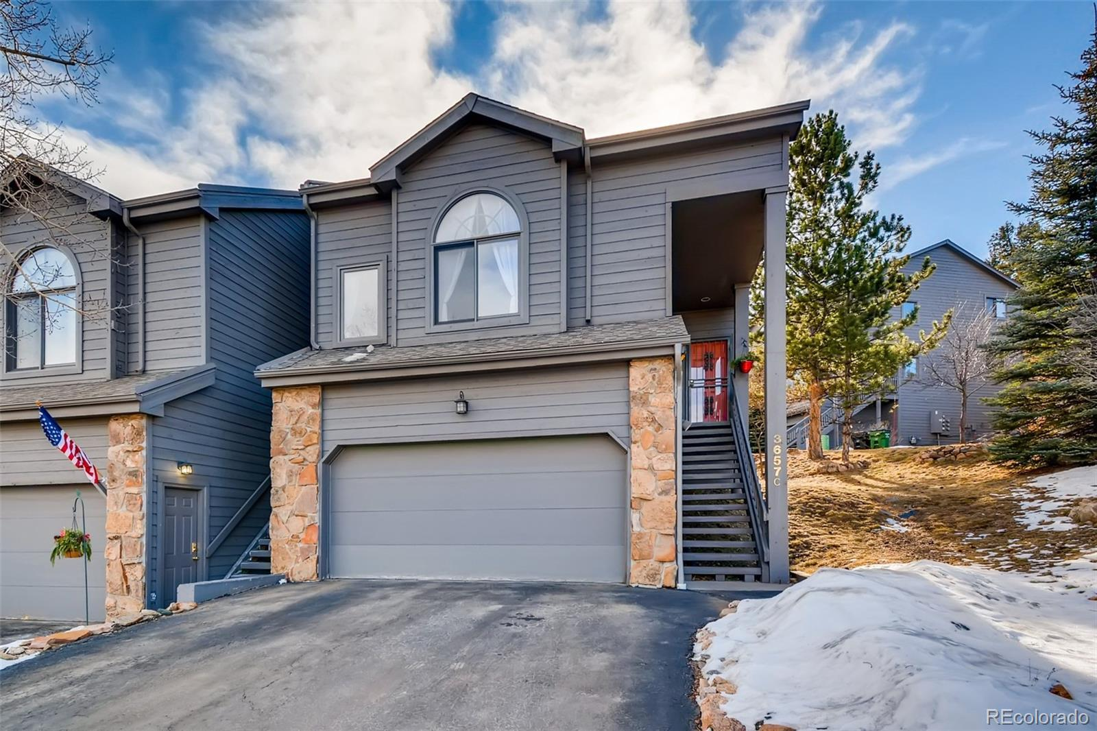 3657 Joyful Way #C, Evergreen, CO 80439 - #: 9274477