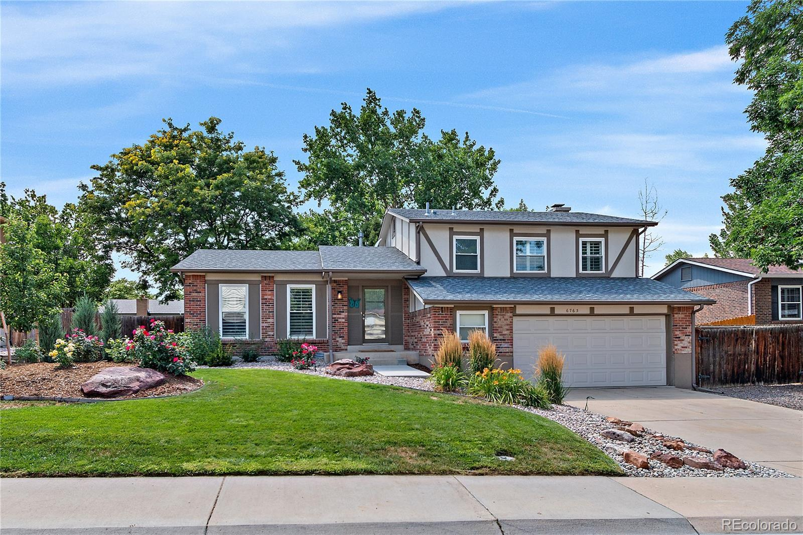 6763 Coors Street, Arvada, CO 80004 - #: 9715481