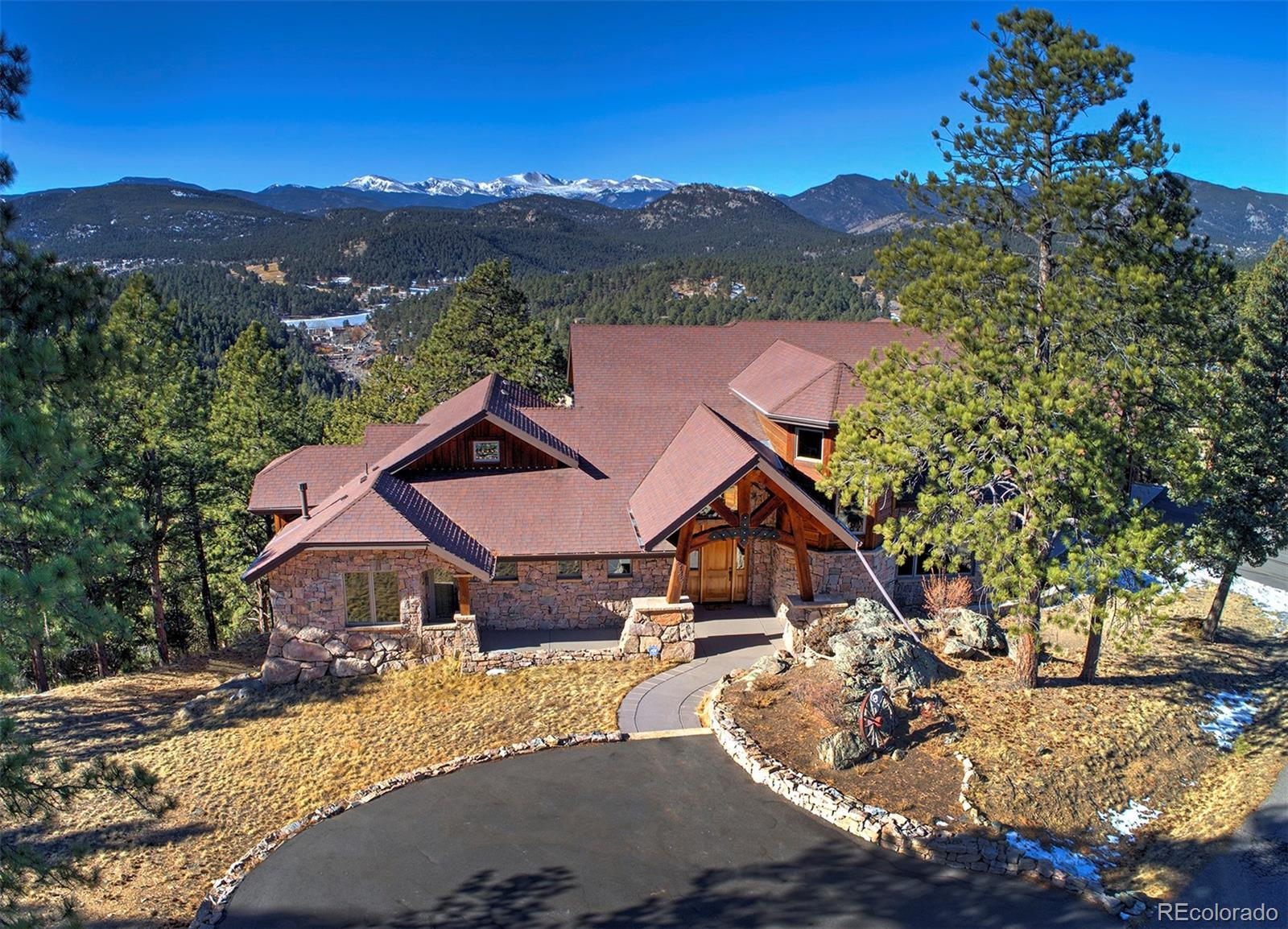 4385 Songbird Lane, Evergreen, CO 80439 - #: 6701485