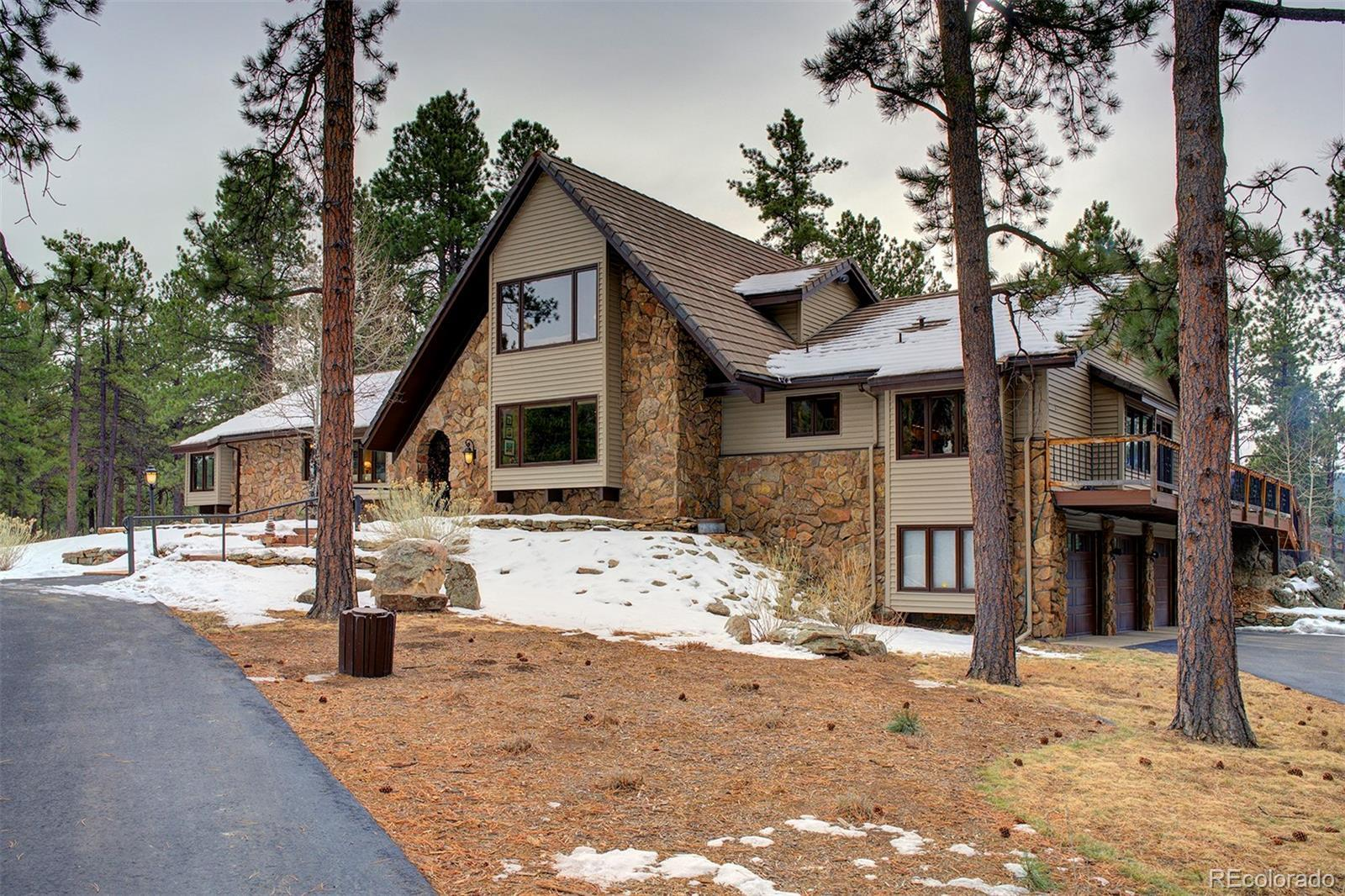 204 Greystone Road, Evergreen, CO 80439 - #: 8519485