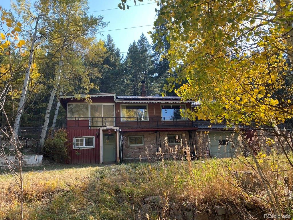 5425 S Twin Spruce Drive, Evergreen, CO 80439 - #: 3707486