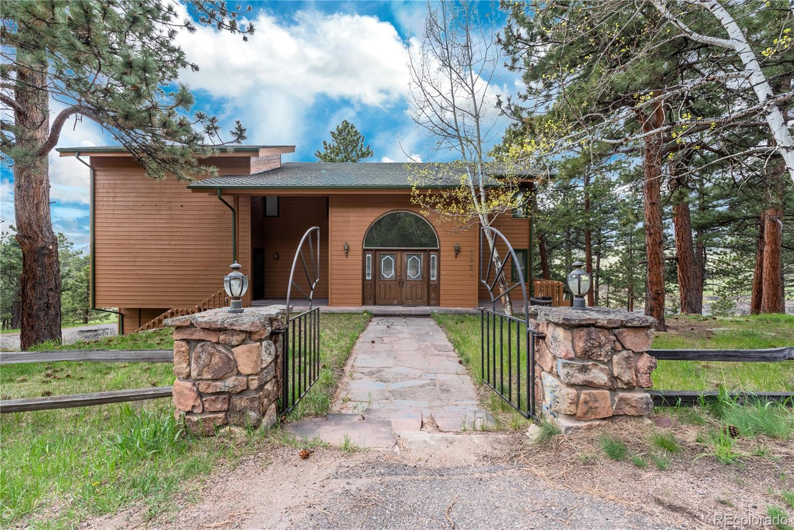 2551 Pinehurst Drive, Evergreen, CO 80439 - #: 9334486