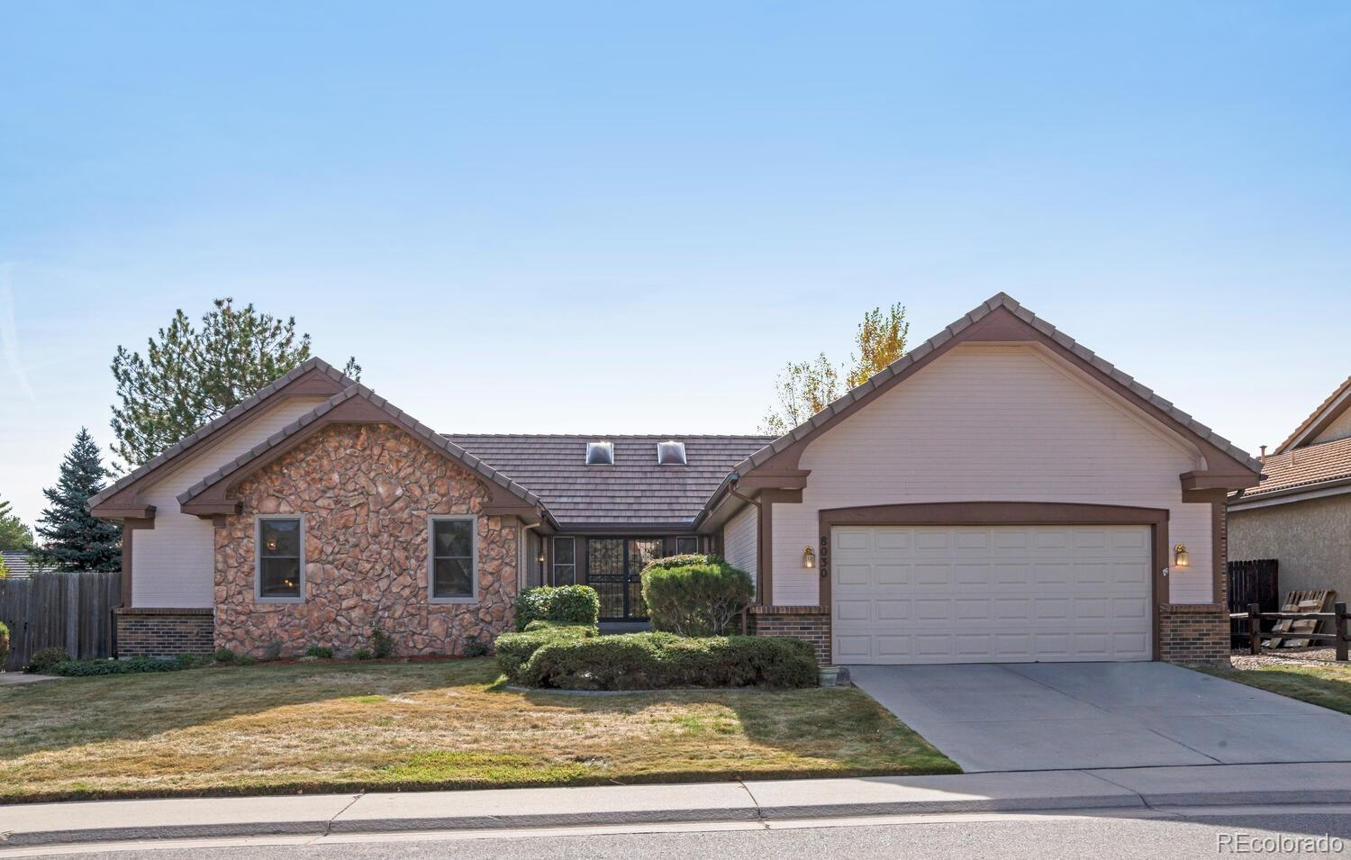 8030 Eagle Feather Way, Lone Tree, CO 80124 - #: 4466487