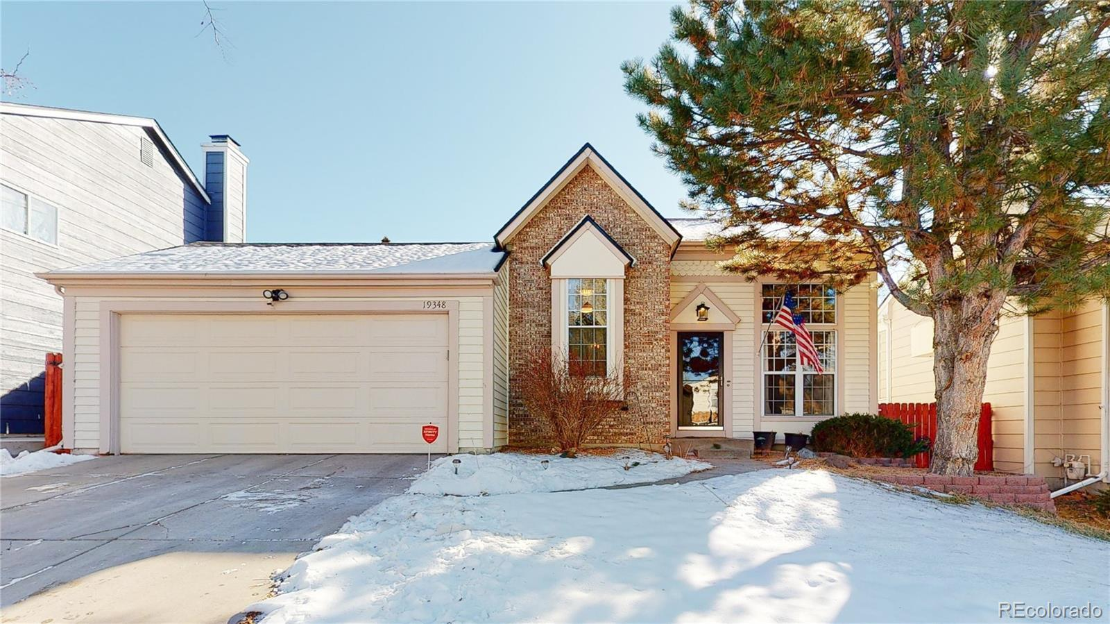 19348 E Brown Drive, Aurora, CO 80013 - #: 3039488