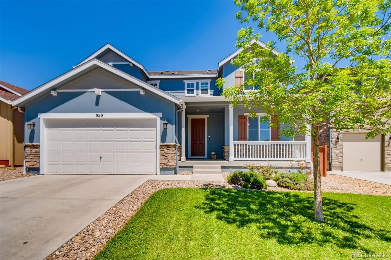 553 W 172nd Place, Broomfield, CO 80023 - #: 6583490