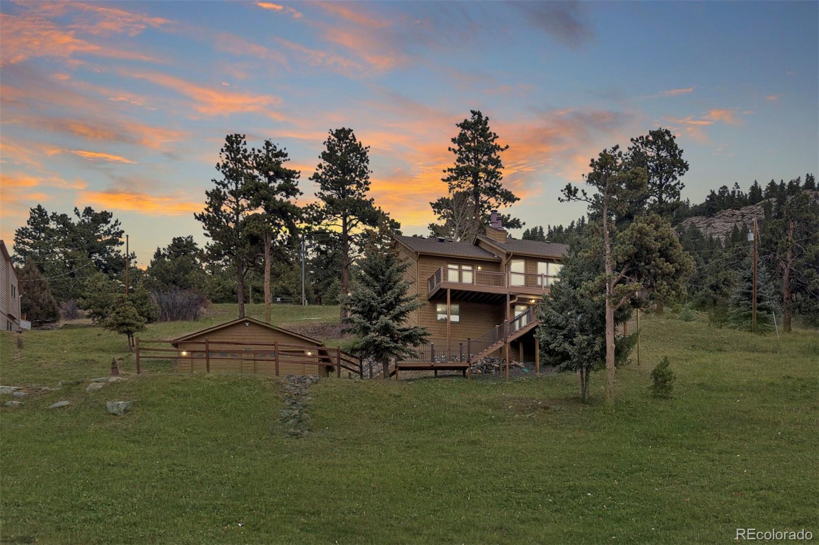 31774 Miwok Trail, Evergreen, CO 80439 - #: 3267493