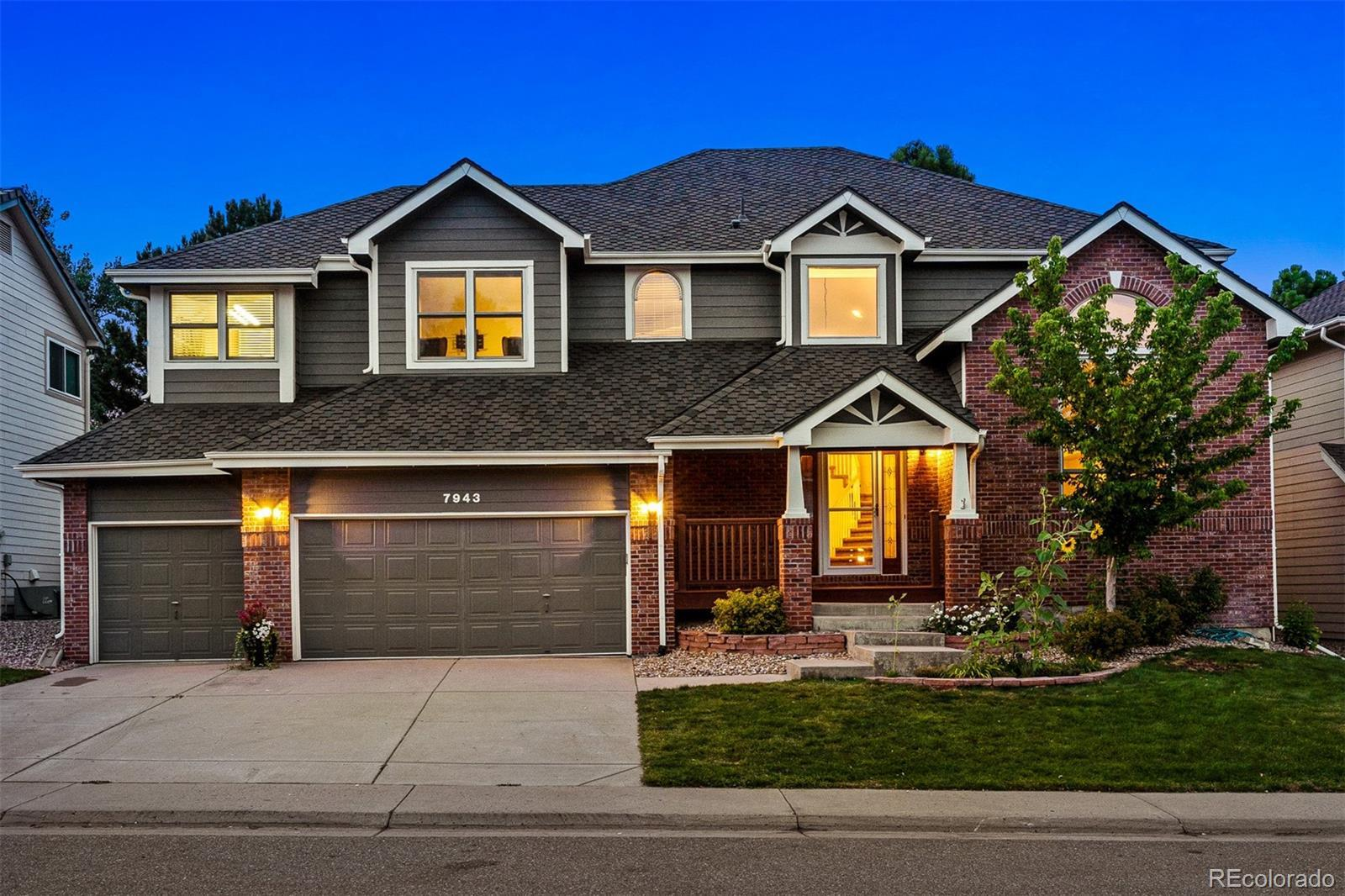 7943 Chaparral Road, Lone Tree, CO 80124 - #: 7370494