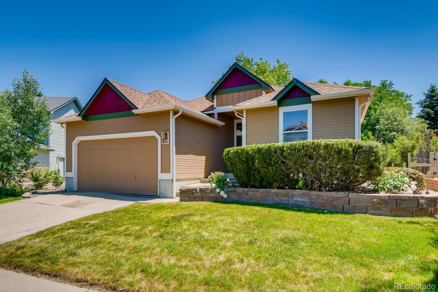 112 High Country Trail, Lafayette, CO 80026 - #: 5361495
