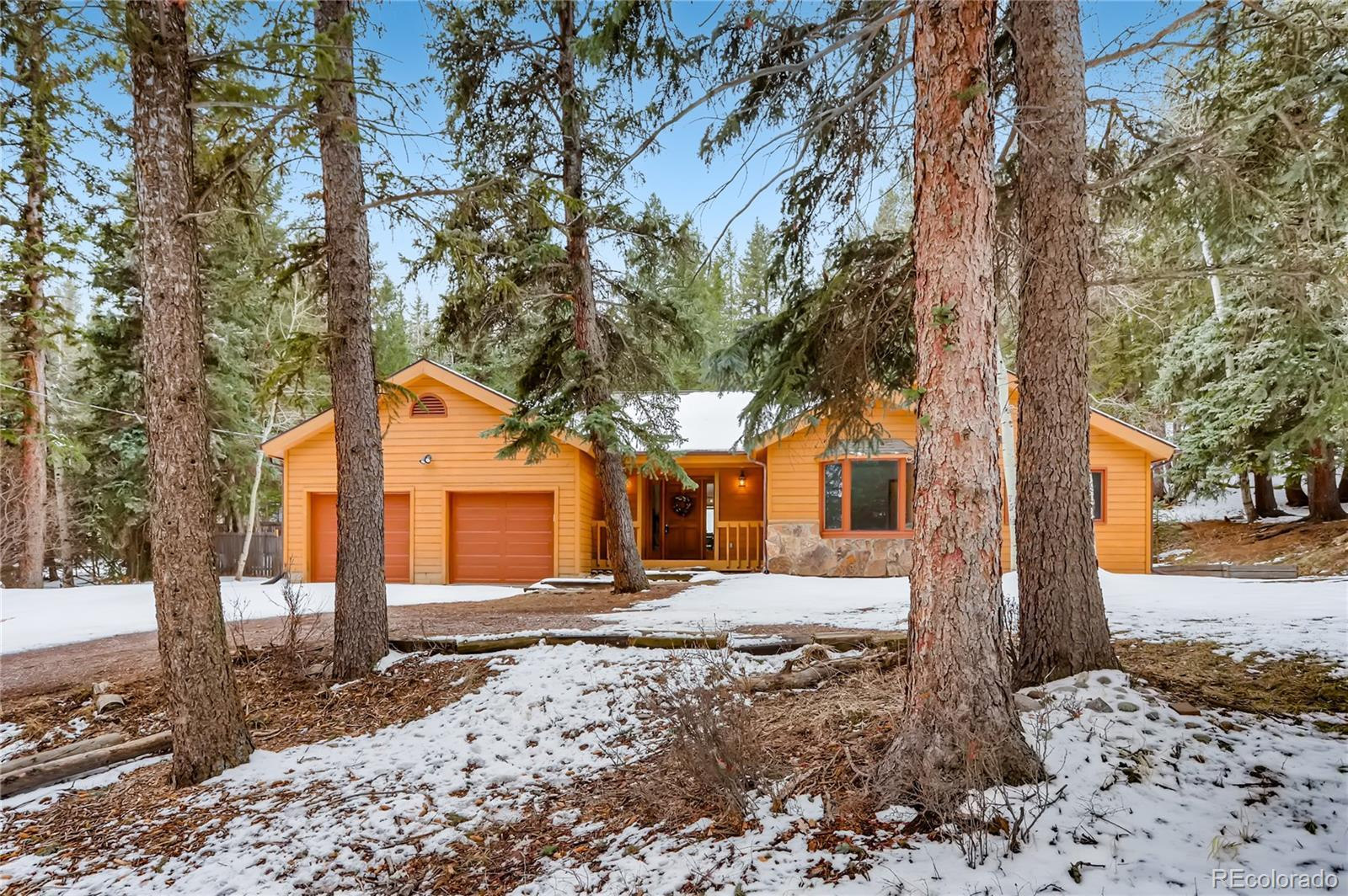 2277 Witter Gulch Road, Evergreen, CO 80439 - #: 2189496