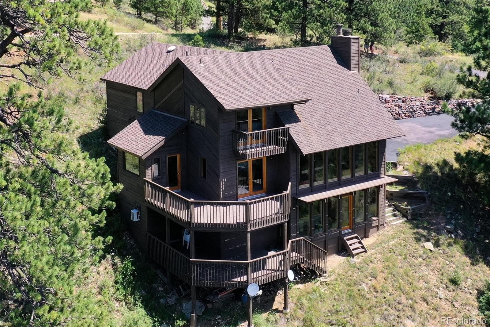 1010 Stagecoach Boulevard, Evergreen, CO 80439 - #: 3514497