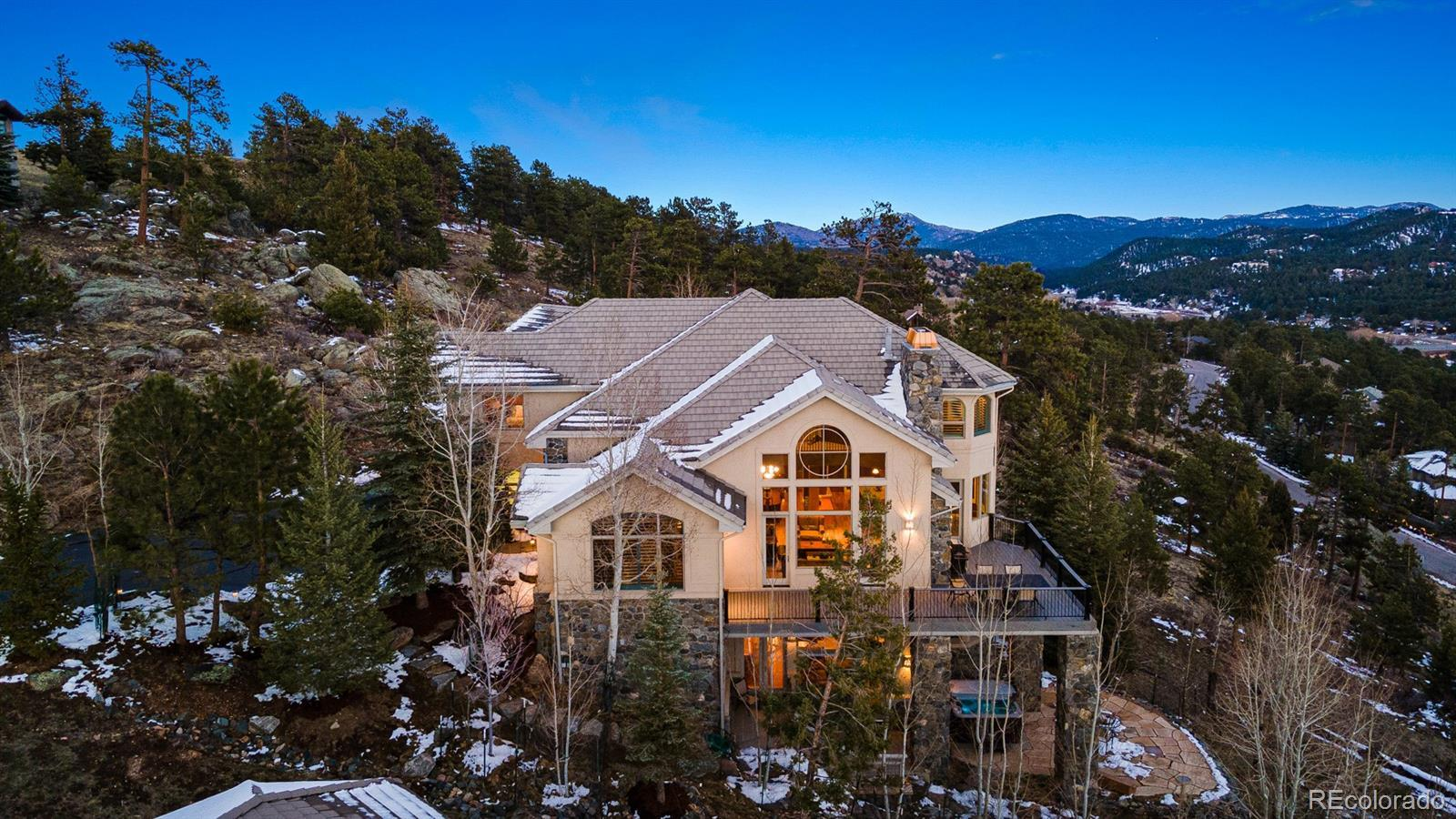 2904 Elk View Drive, Evergreen, CO 80439 - #: 2662501