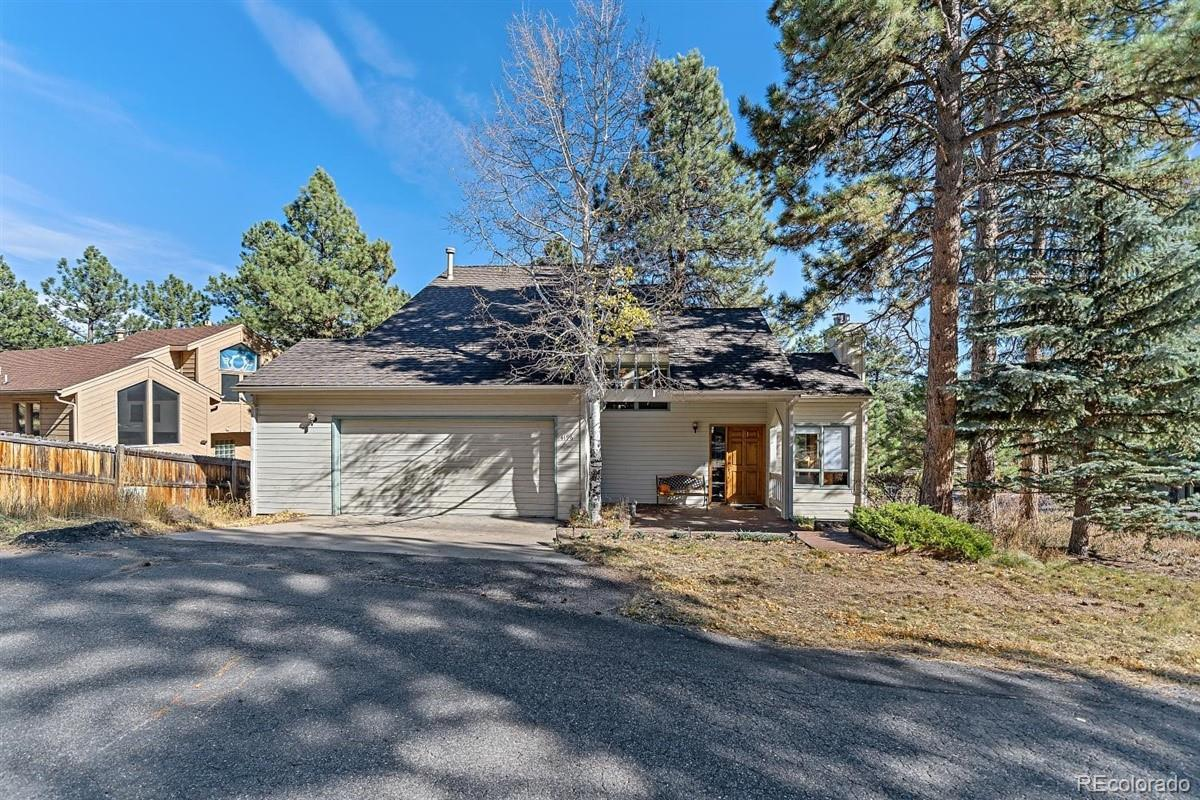 4196 Ridge Village Drive, Evergreen, CO 80439 - #: 6216505