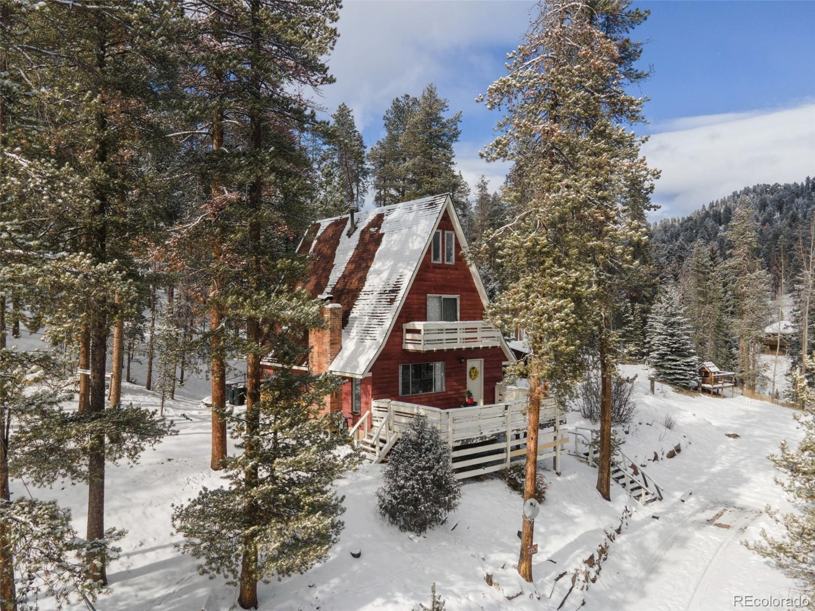 7353 Brook Forest Way, Evergreen, CO 80439 - #: 4334508