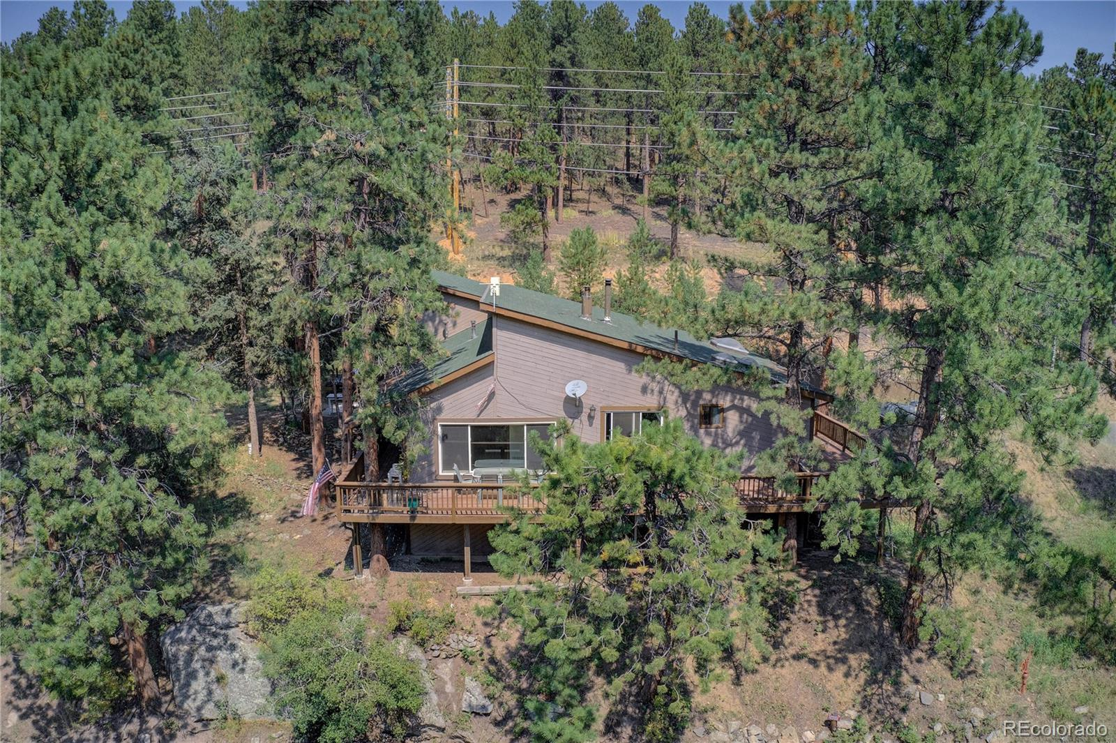 28251 Shadow Mountain Drive, Conifer, CO 80433 - #: 4623508