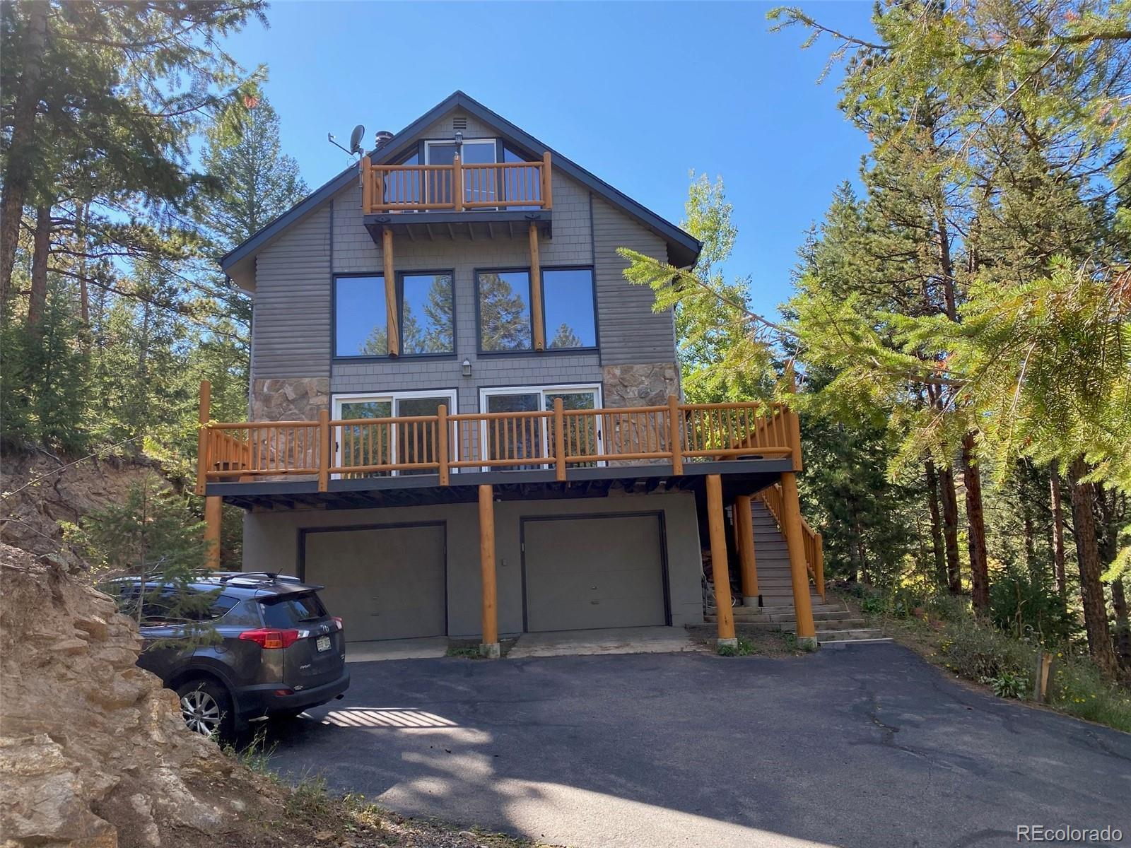 344 Beaver Brook Canyon Road, Evergreen, CO 80439 - #: 5762511