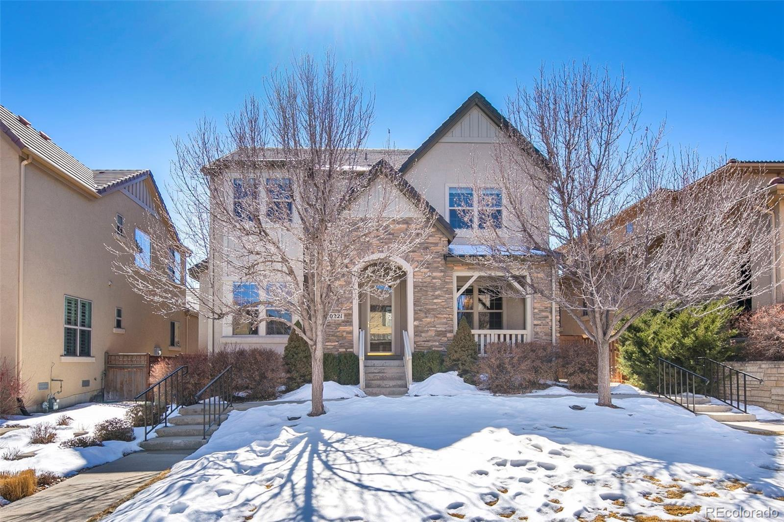 10221 Bluffmont Drive, Lone Tree, CO 80124 - #: 6351517