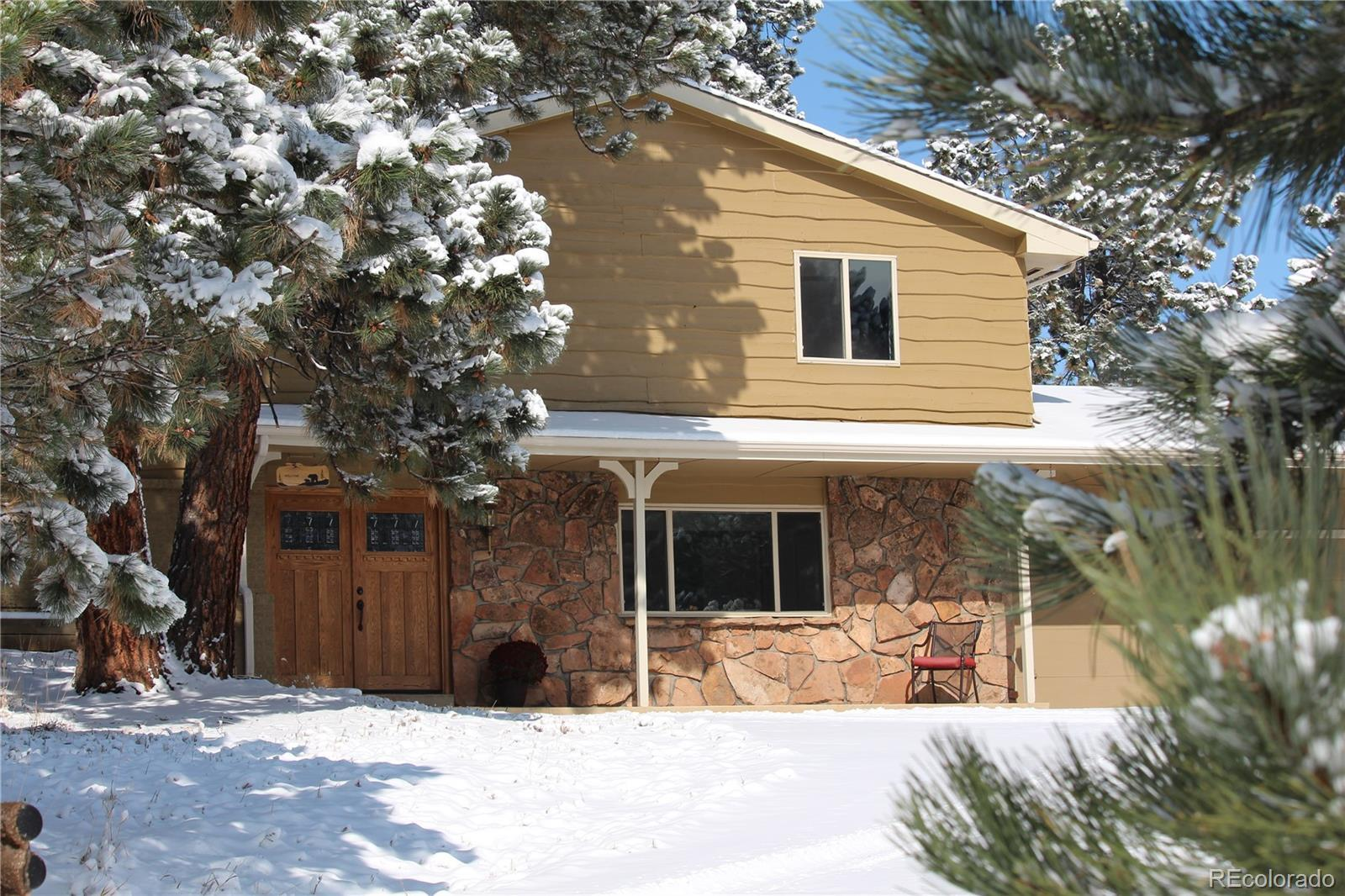8296 Centaur Drive, Evergreen, CO 80439 - #: 2223518