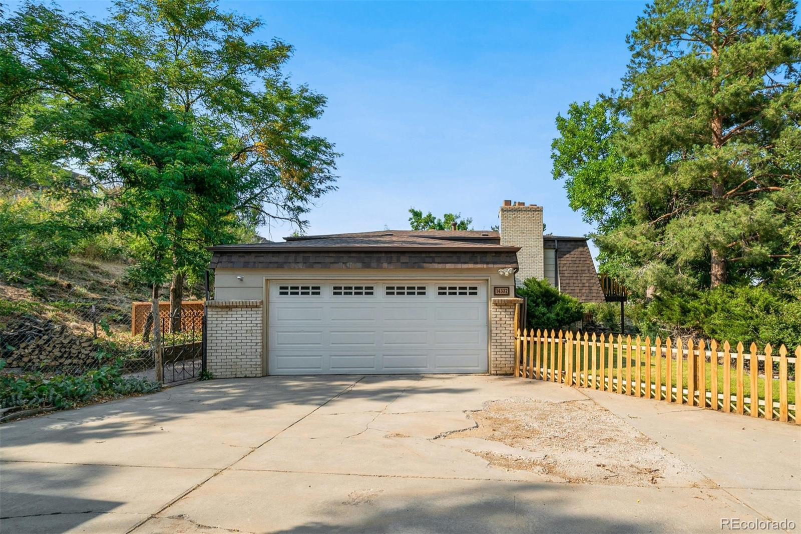 14337 W 4th Place, Golden, CO 80401 - #: 5706520