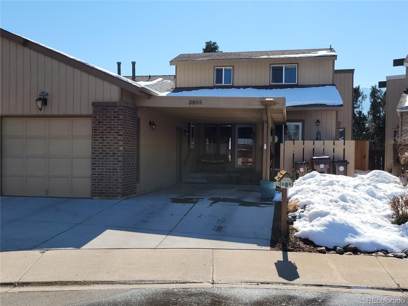 3805 Apache Court W, Boulder, CO 80303 - #: 8091524