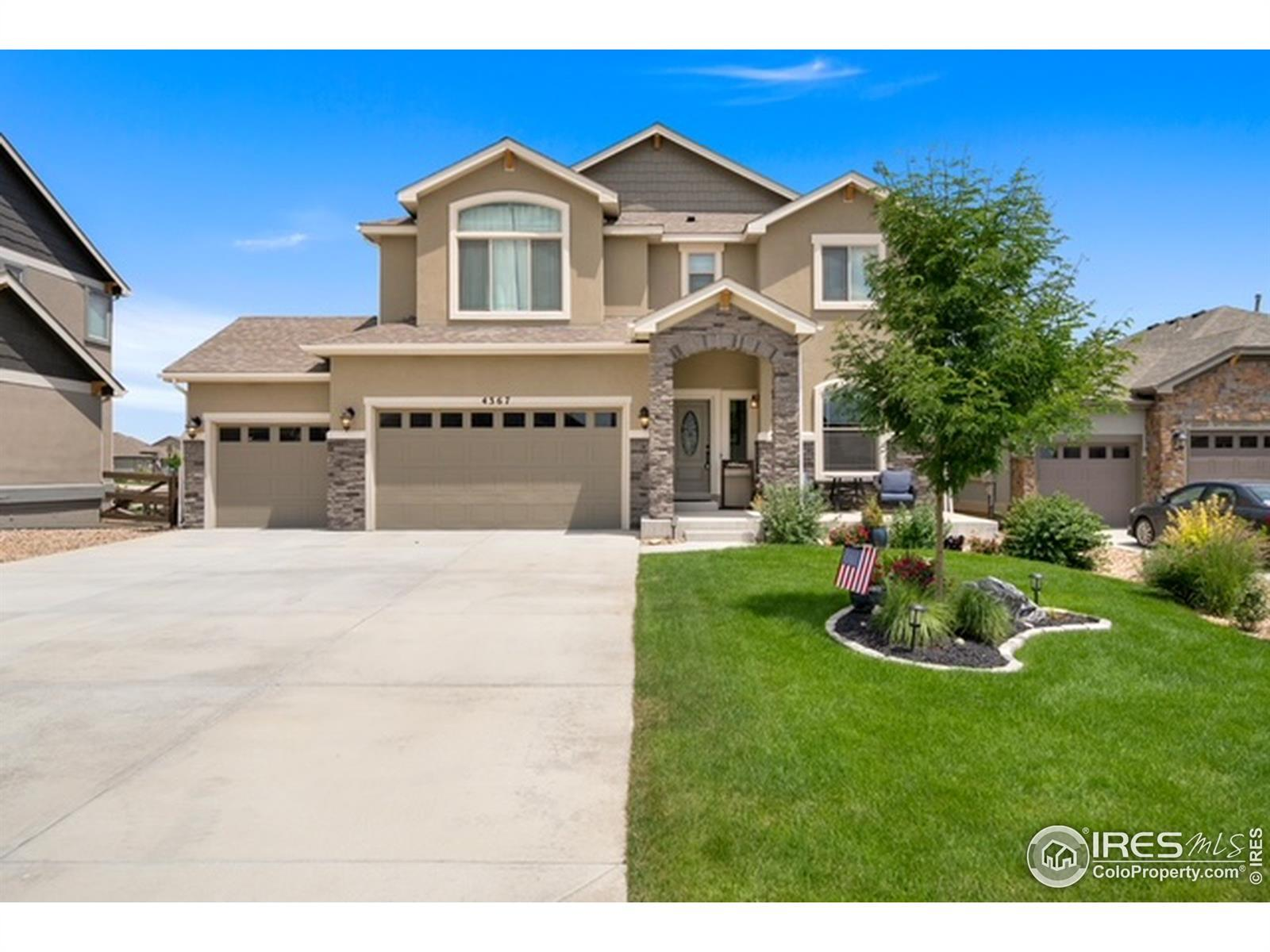 4367 Chicory Court, Johnstown, CO 80534 - #: IR945525