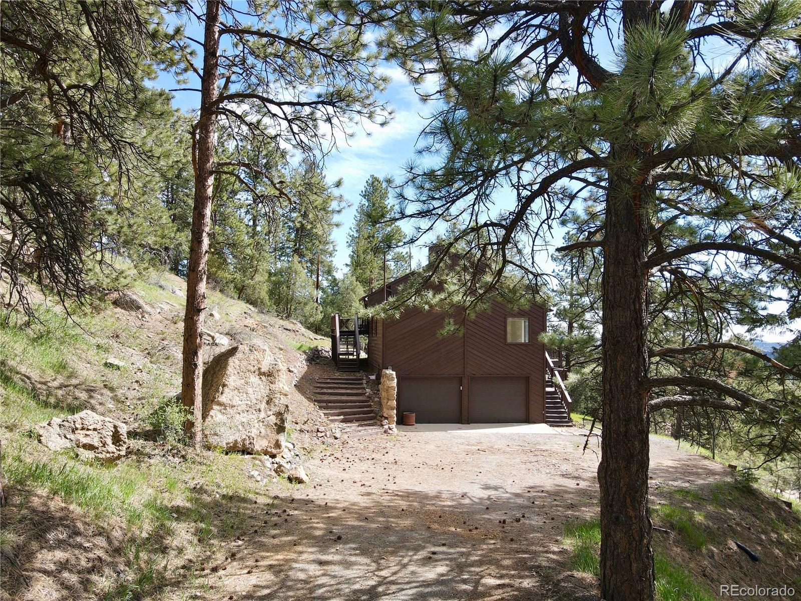 1038 Meadow View Drive, Evergreen, CO 80439 - #: 7767528